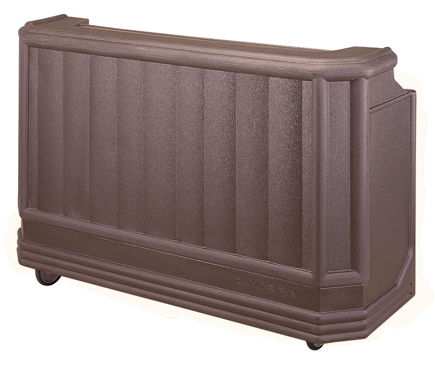 Cambro BAR730PMT194 portable bar