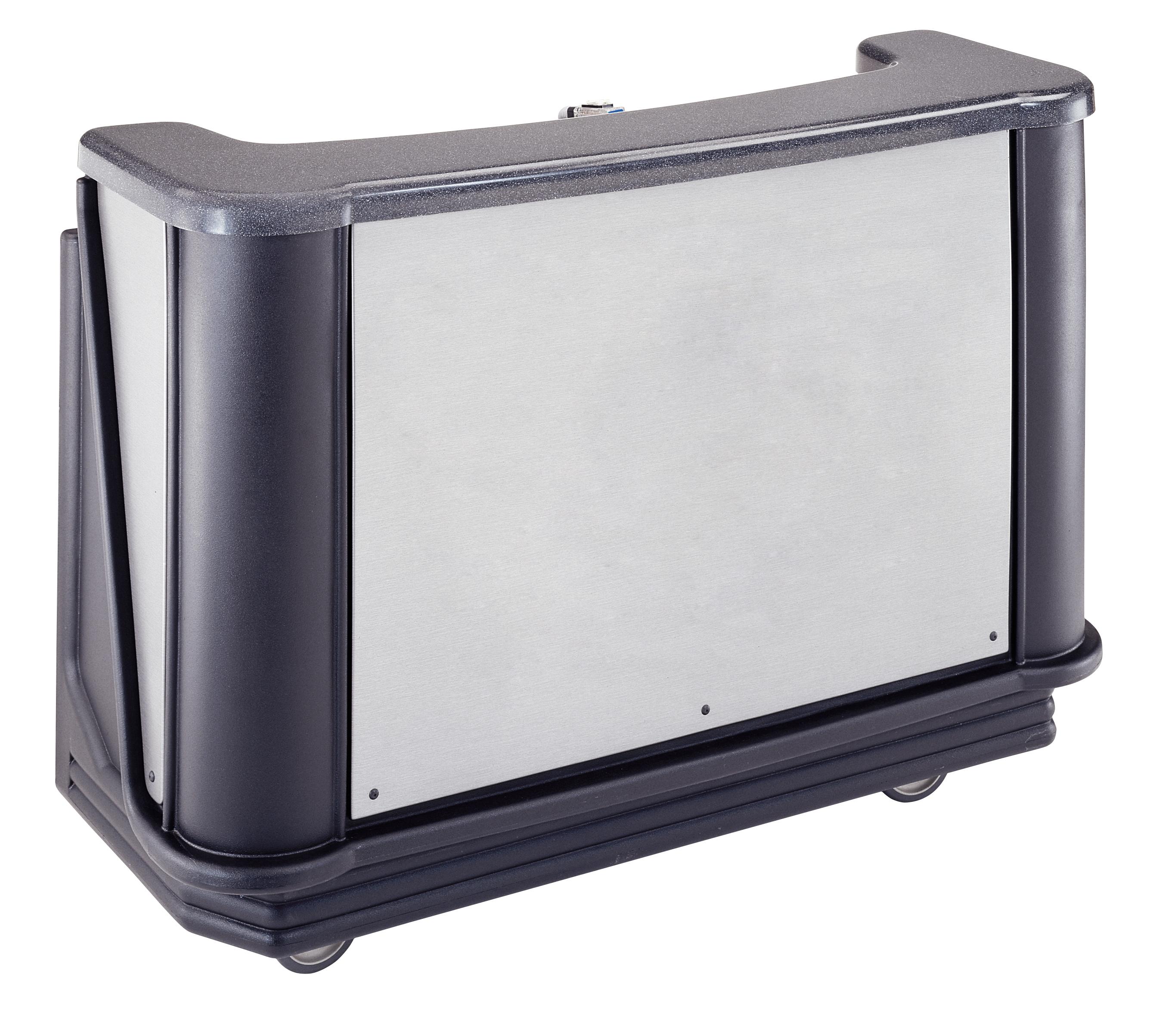 Cambro BAR650DSPM770 portable bar