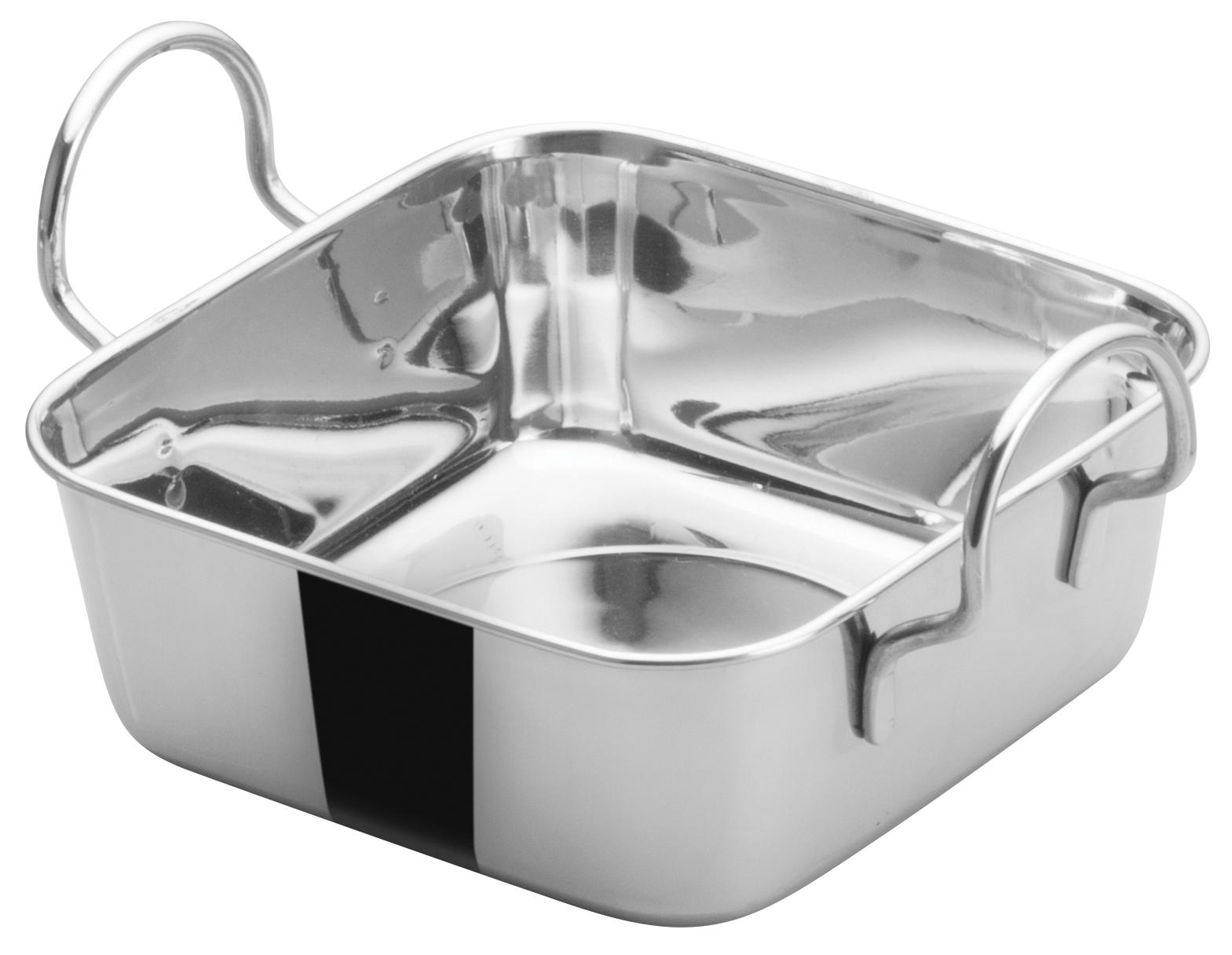 Winco DDSB-102S roasting pan