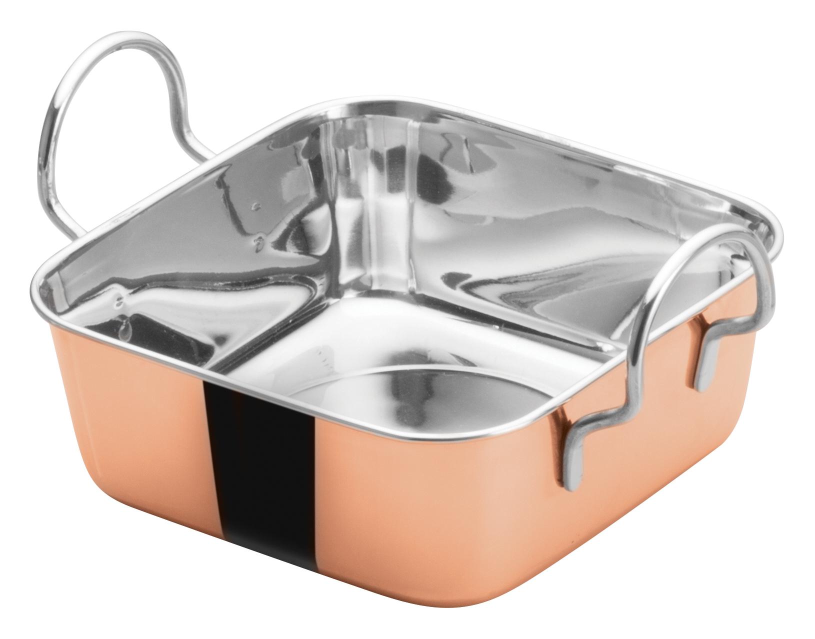 Winco DDSB-201C roasting pan