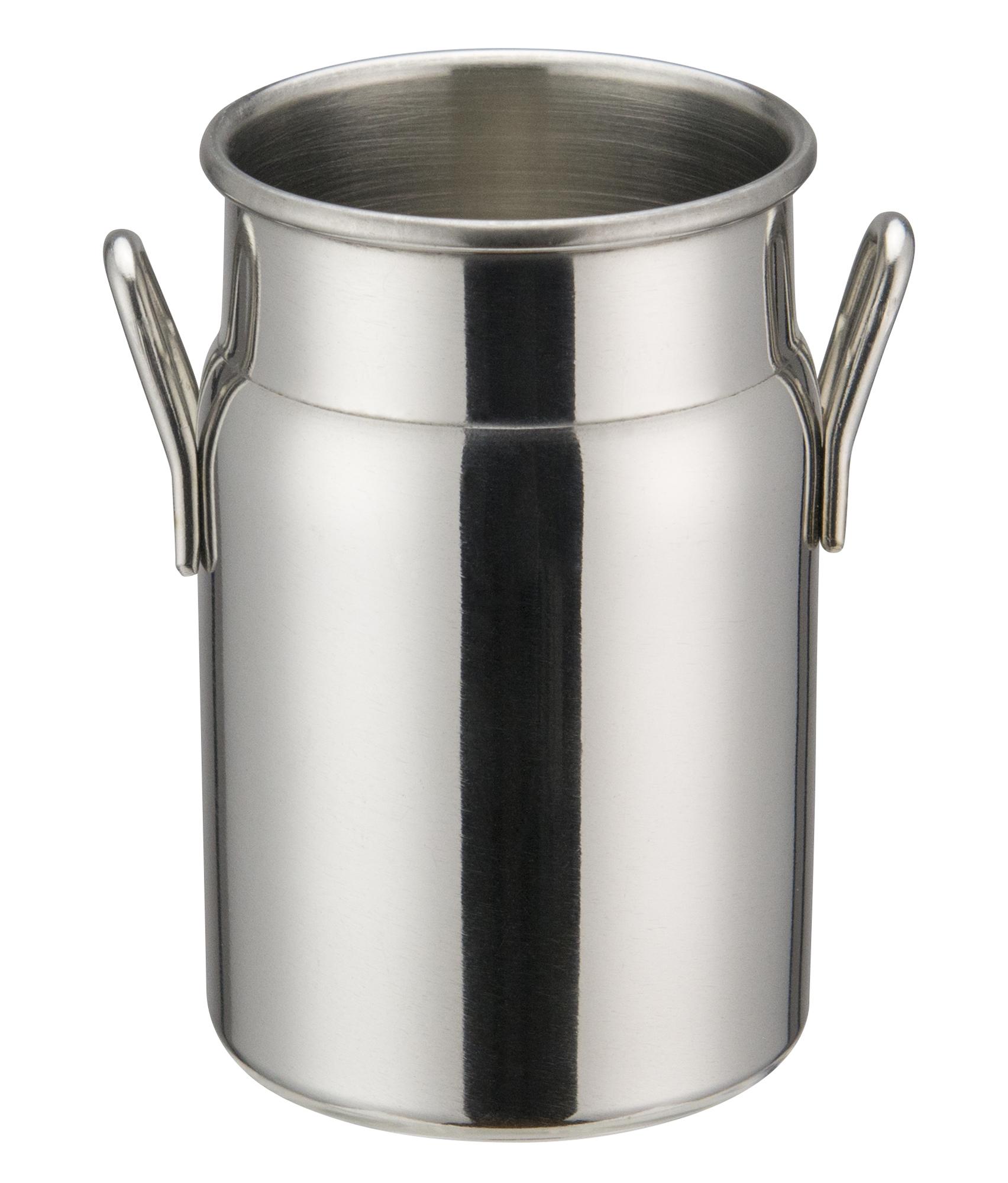 Winco DDSD-102S milk can