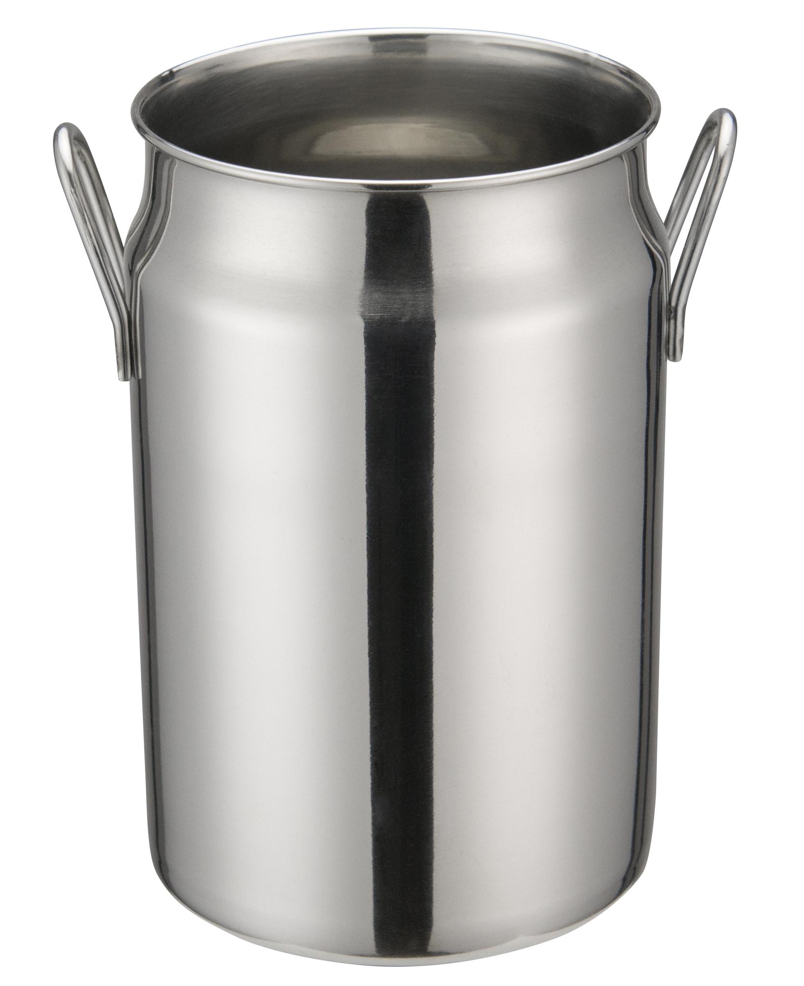 Winco DDSD-104S milk can