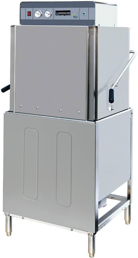 Champion DH-2000 dishwasher, door type