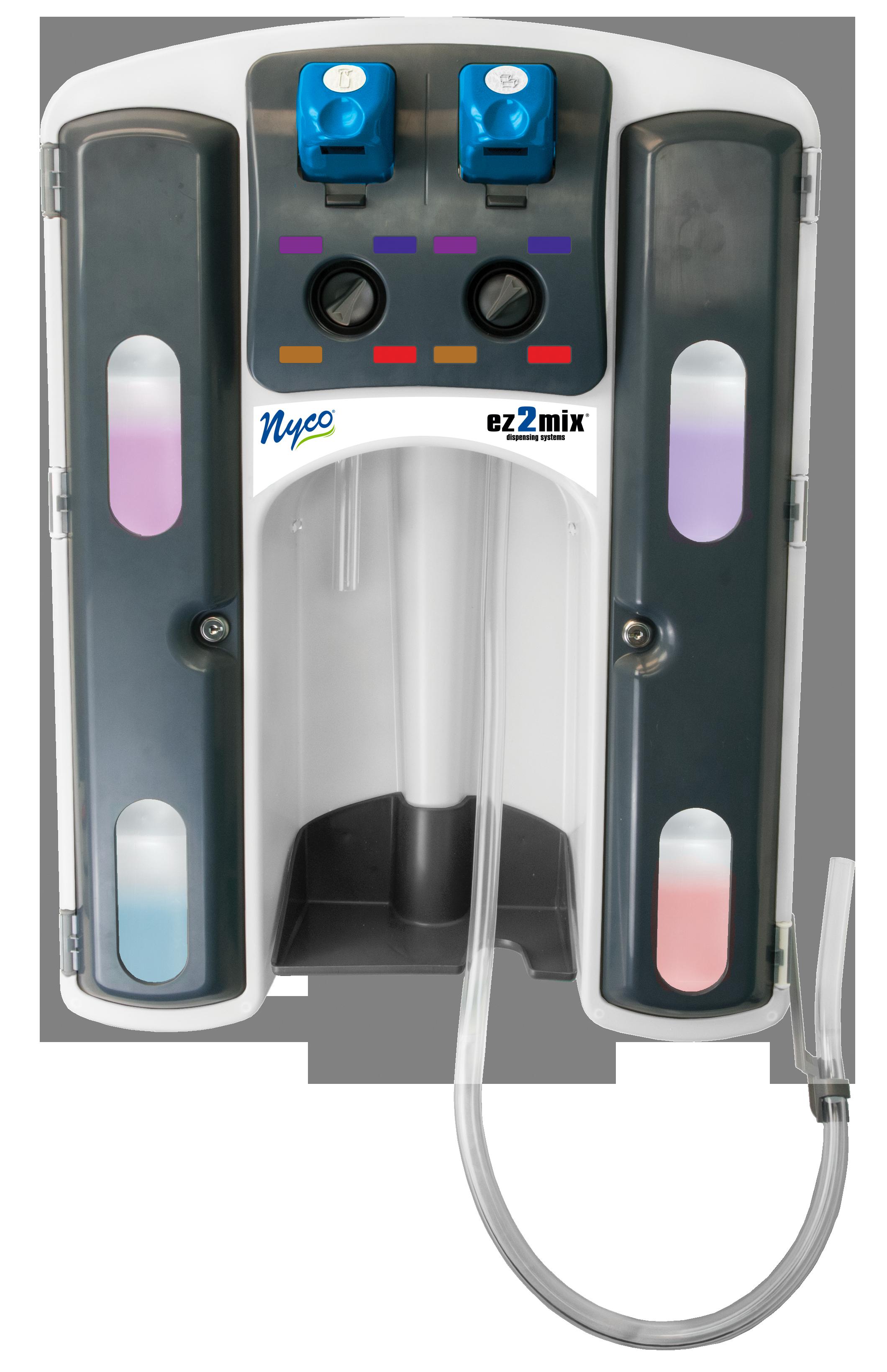 Nyco DSP-9363 locking cabinet dispenser