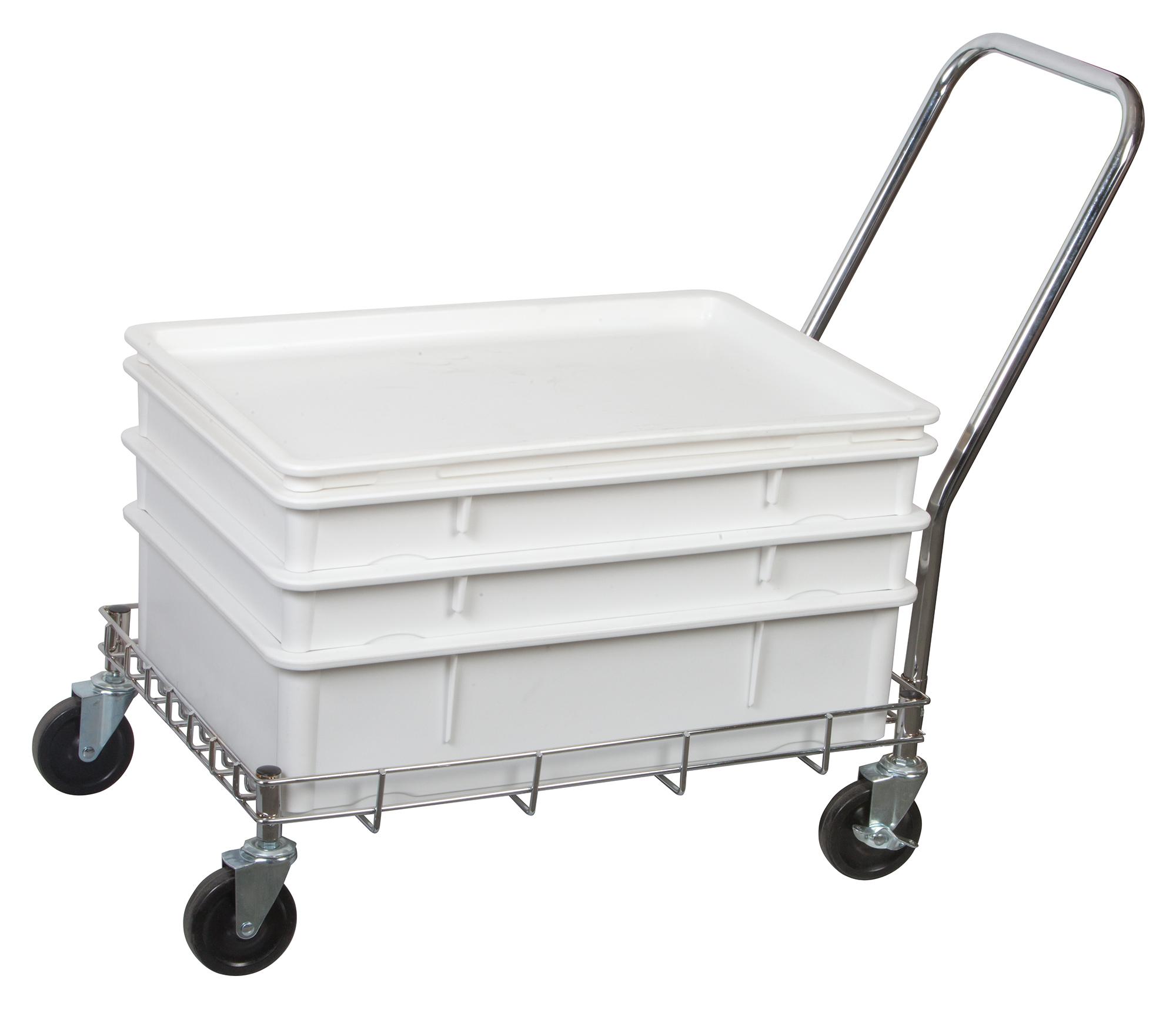 Winco DWR-CT dough boxes & cover