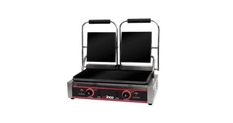 Winco ESG-2 sandwich / panini grill