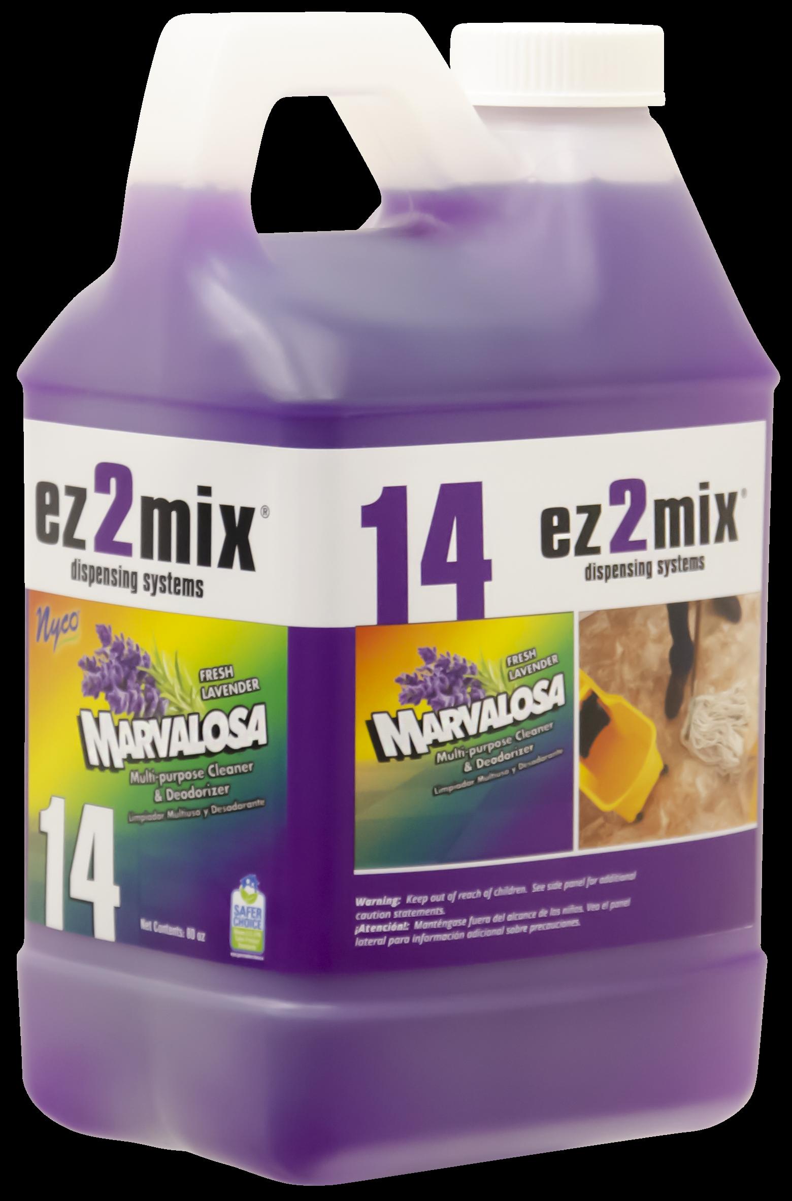 Nyco EZ014-480 multi-purpose cleaner & deodorizer