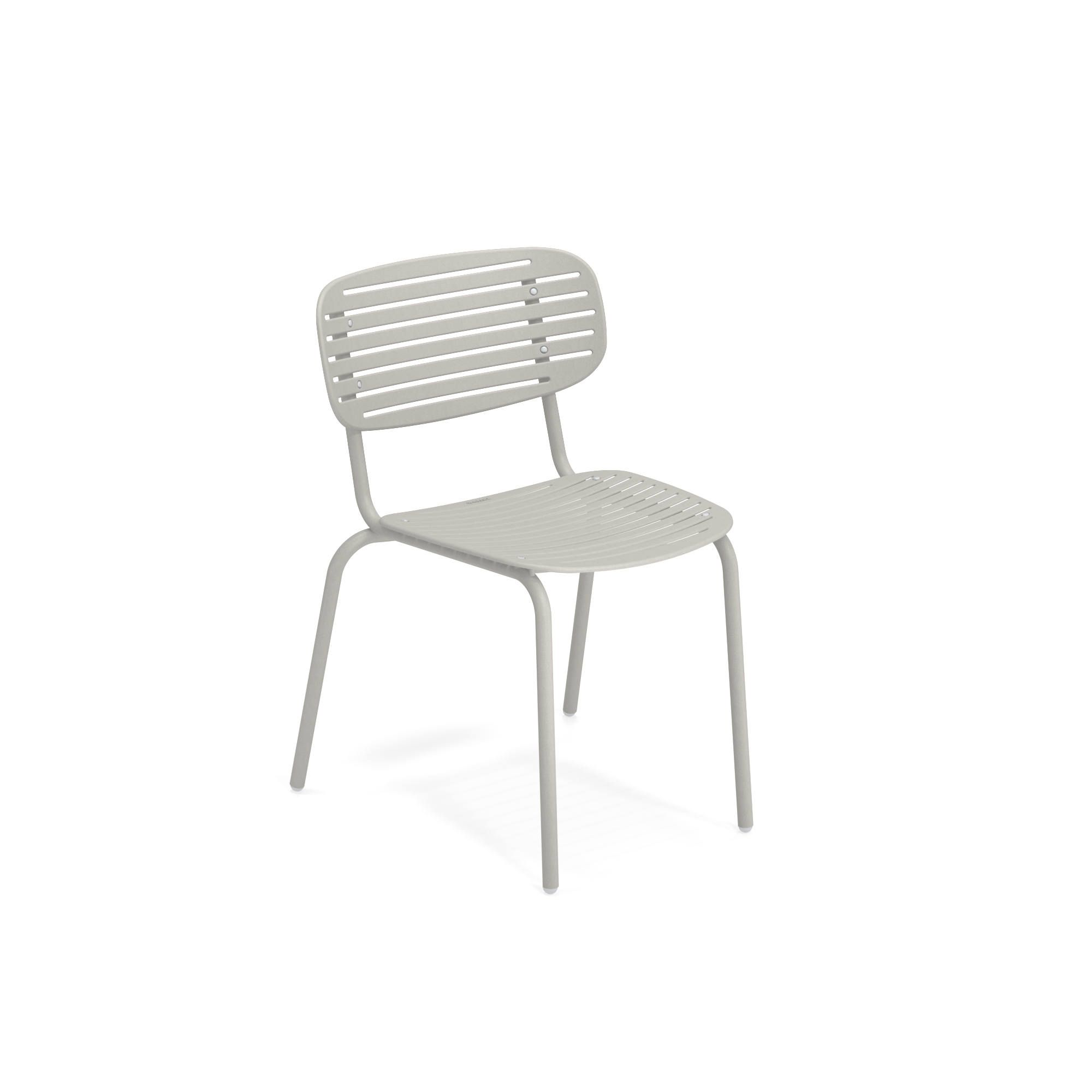emuamericas, llc 639-73 chair, side, stacking, outdoor