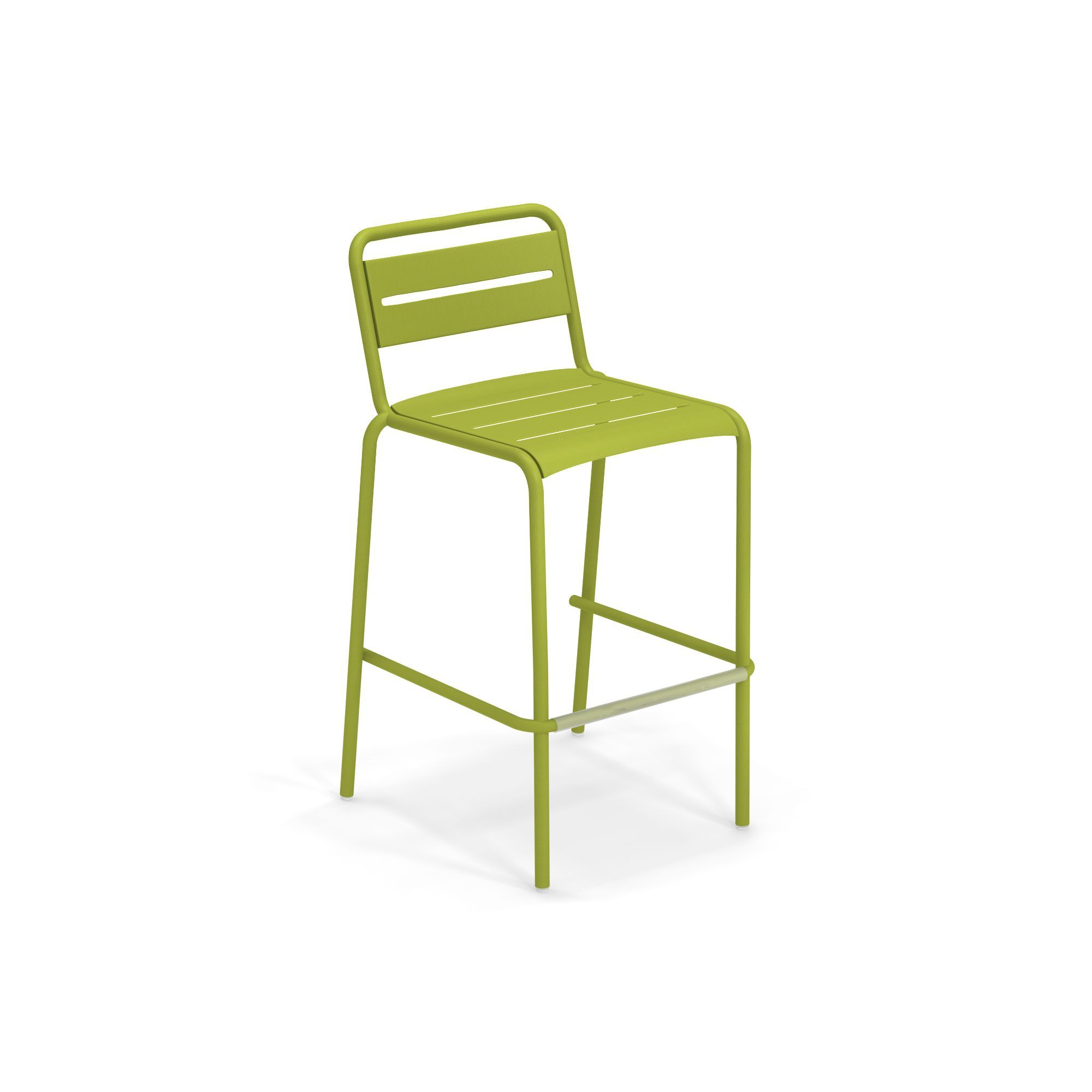 emuamericas, llc 164-60 bar stool, stacking, outdoor