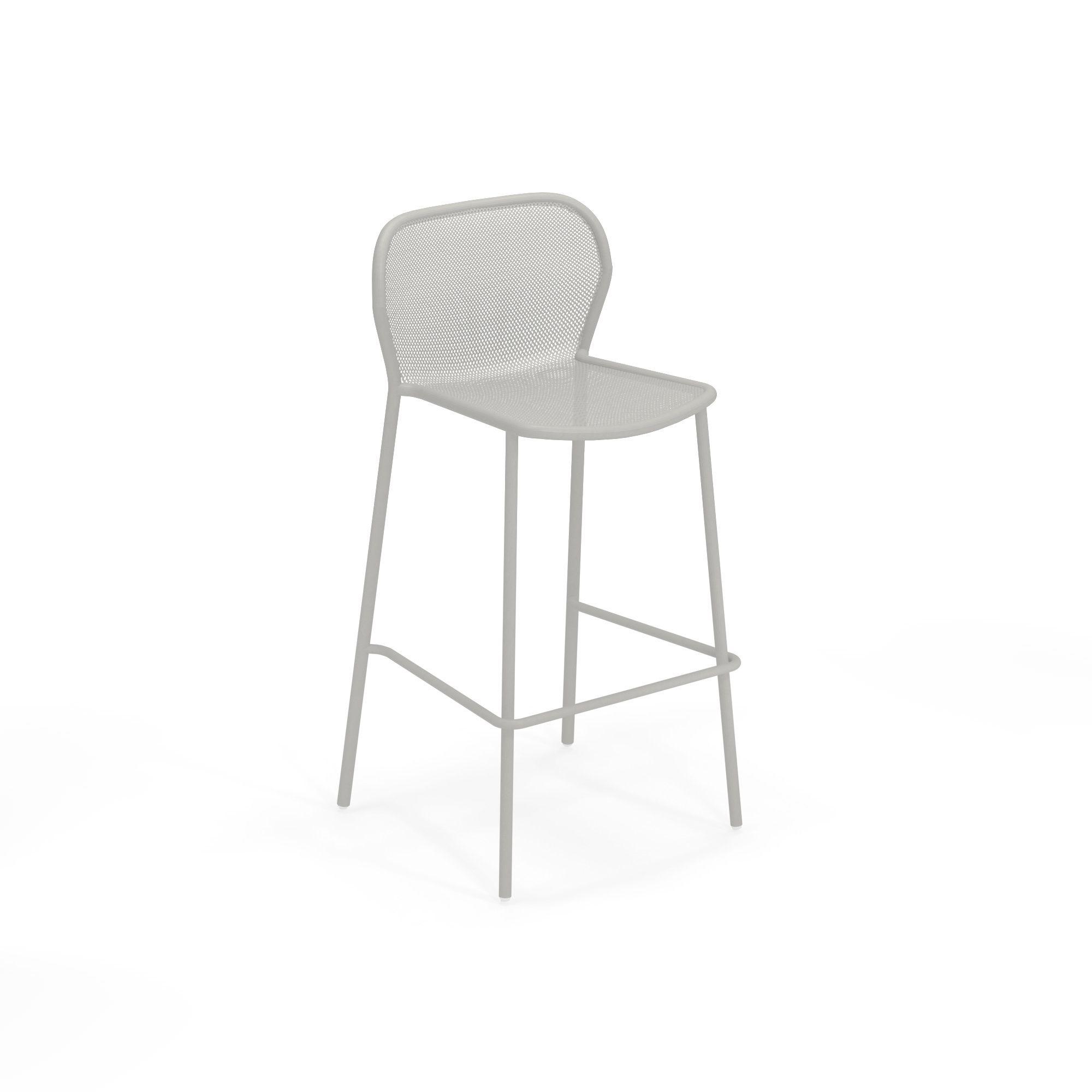emuamericas, llc 523-73 bar stool, stacking, outdoor