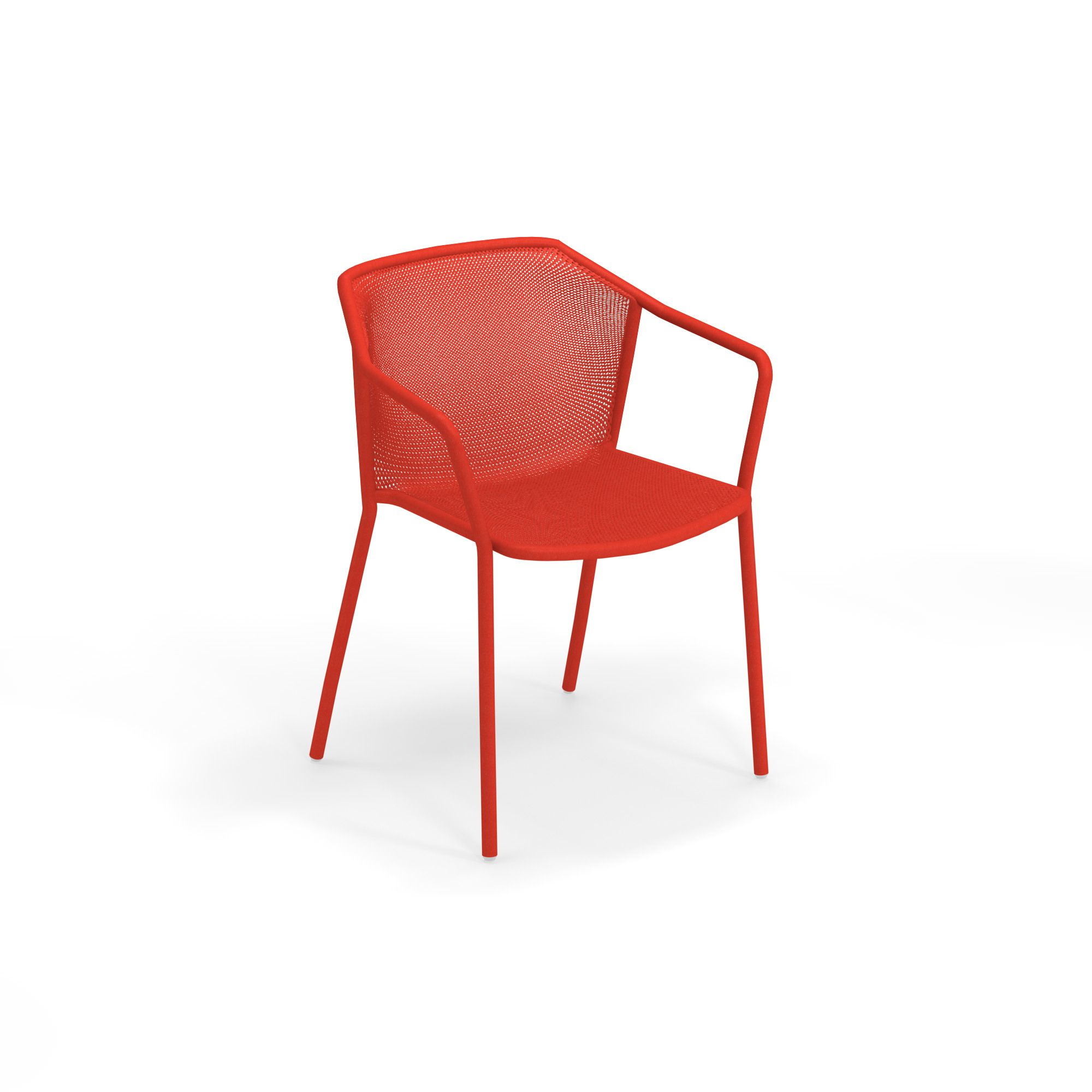 emuamericas, llc 522-50 chair, armchair, stacking, outdoor