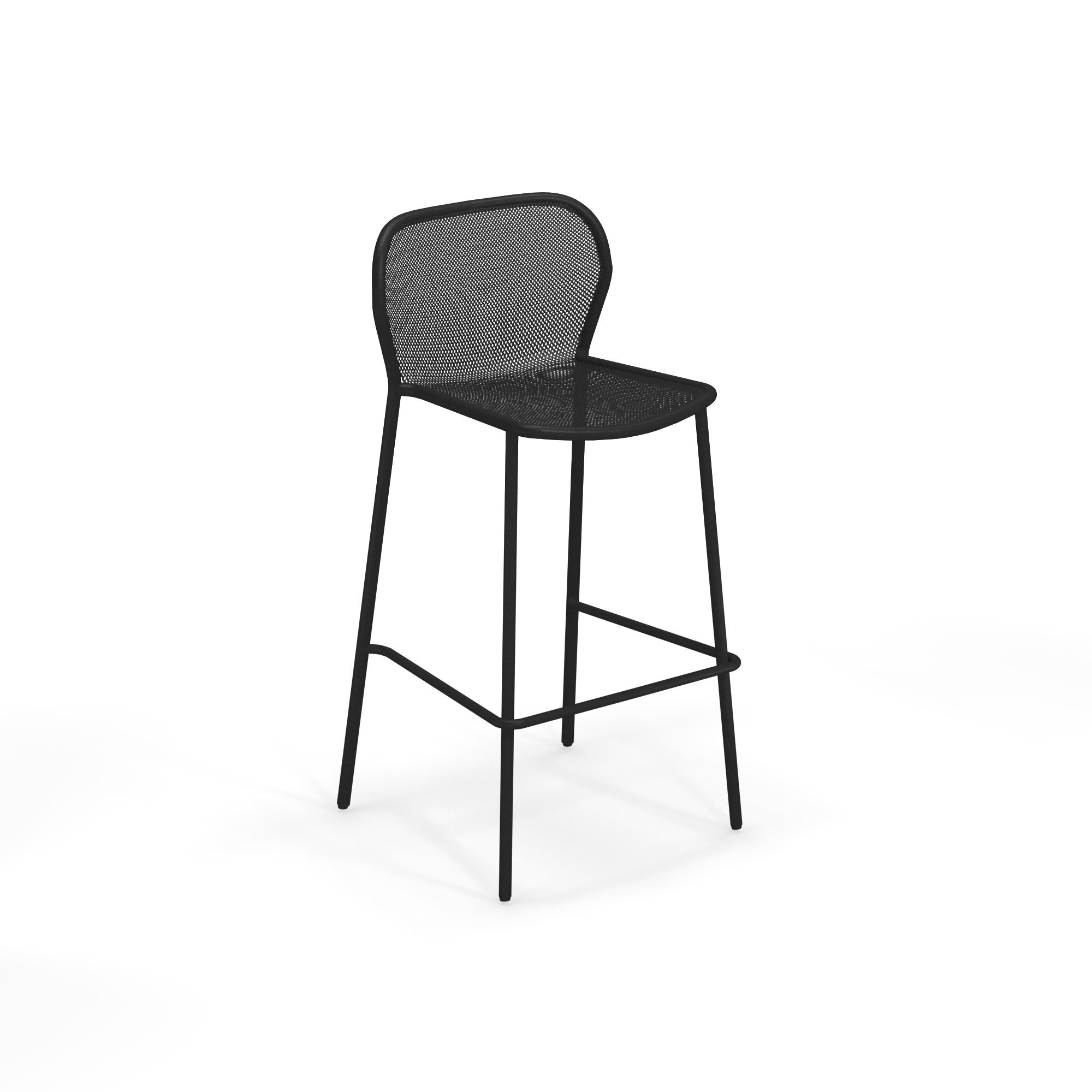 emuamericas, llc 523-24 bar stool, stacking, outdoor