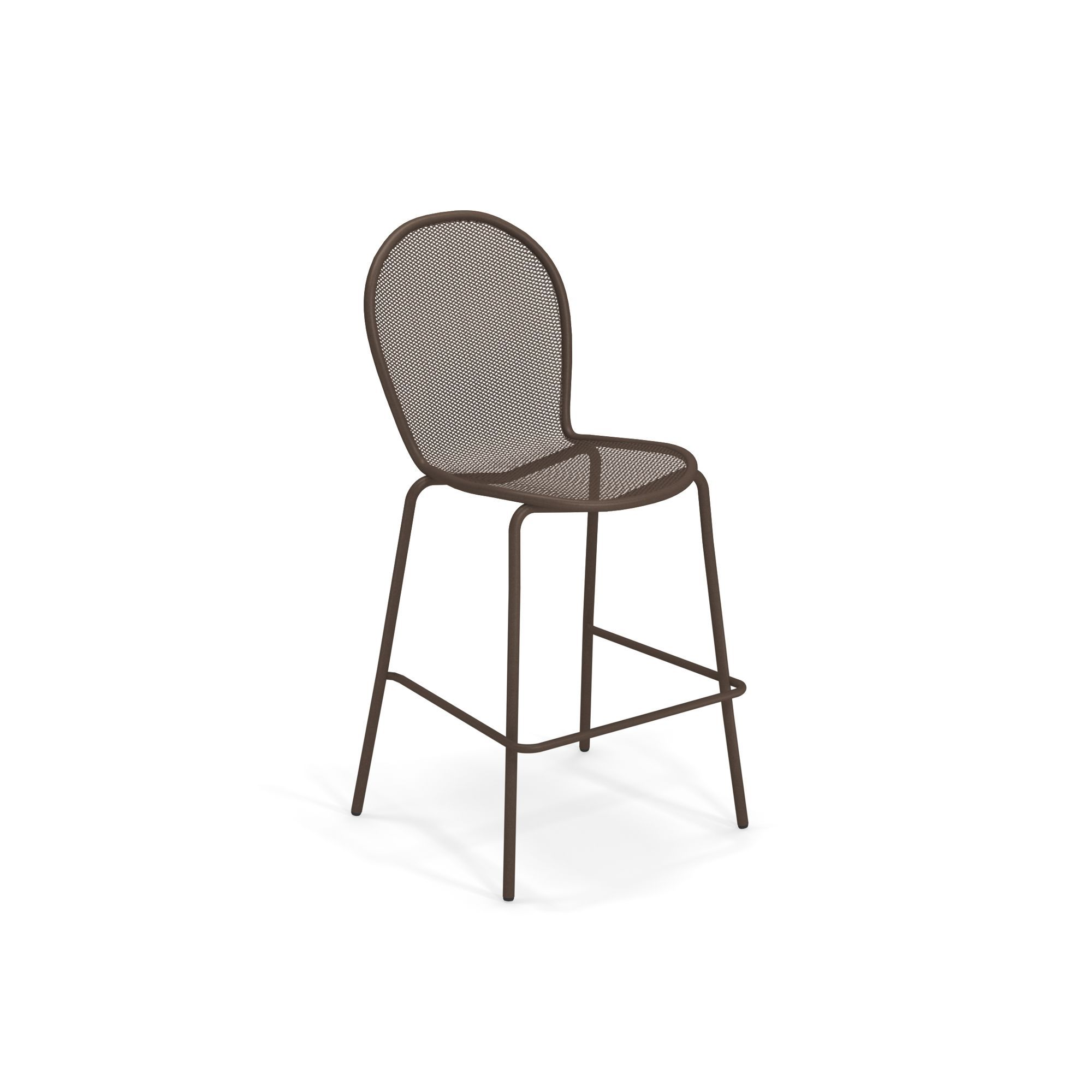 emuamericas, llc 128-41 bar stool, stacking, outdoor