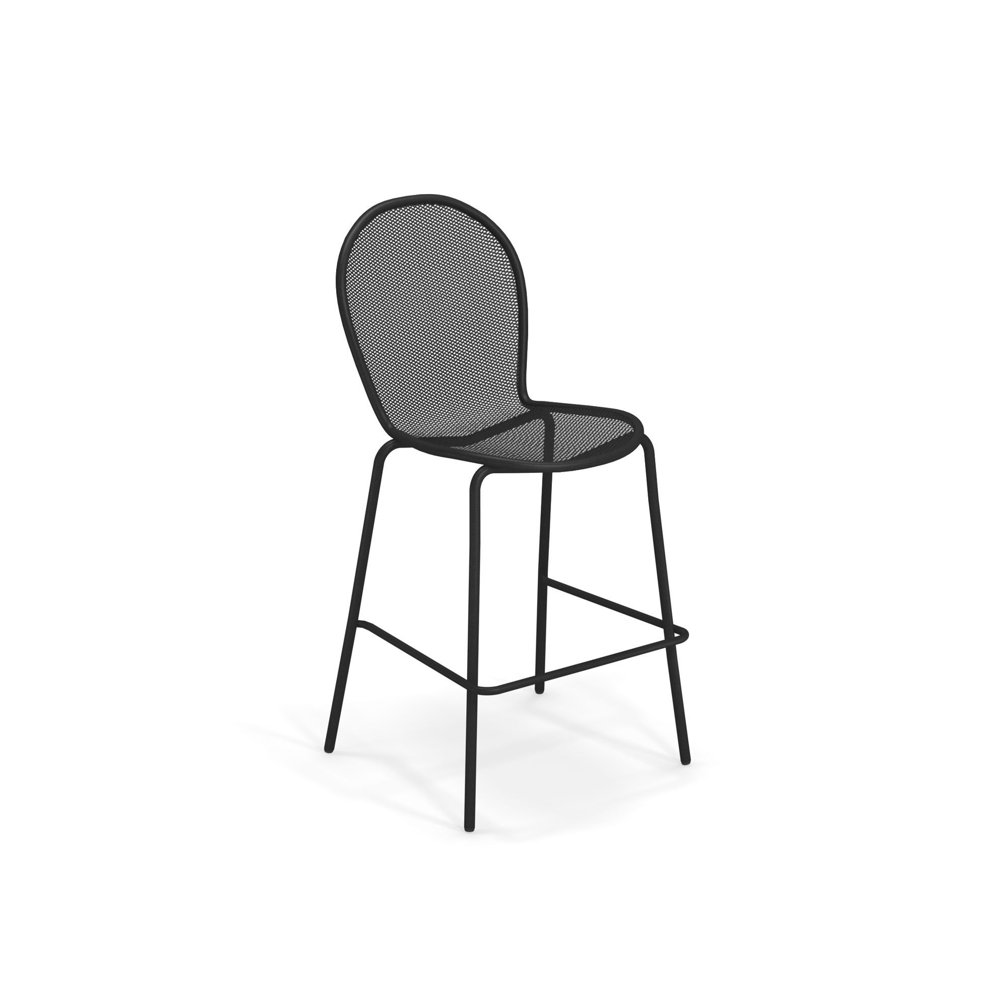 emuamericas, llc 128-24 bar stool, stacking, outdoor