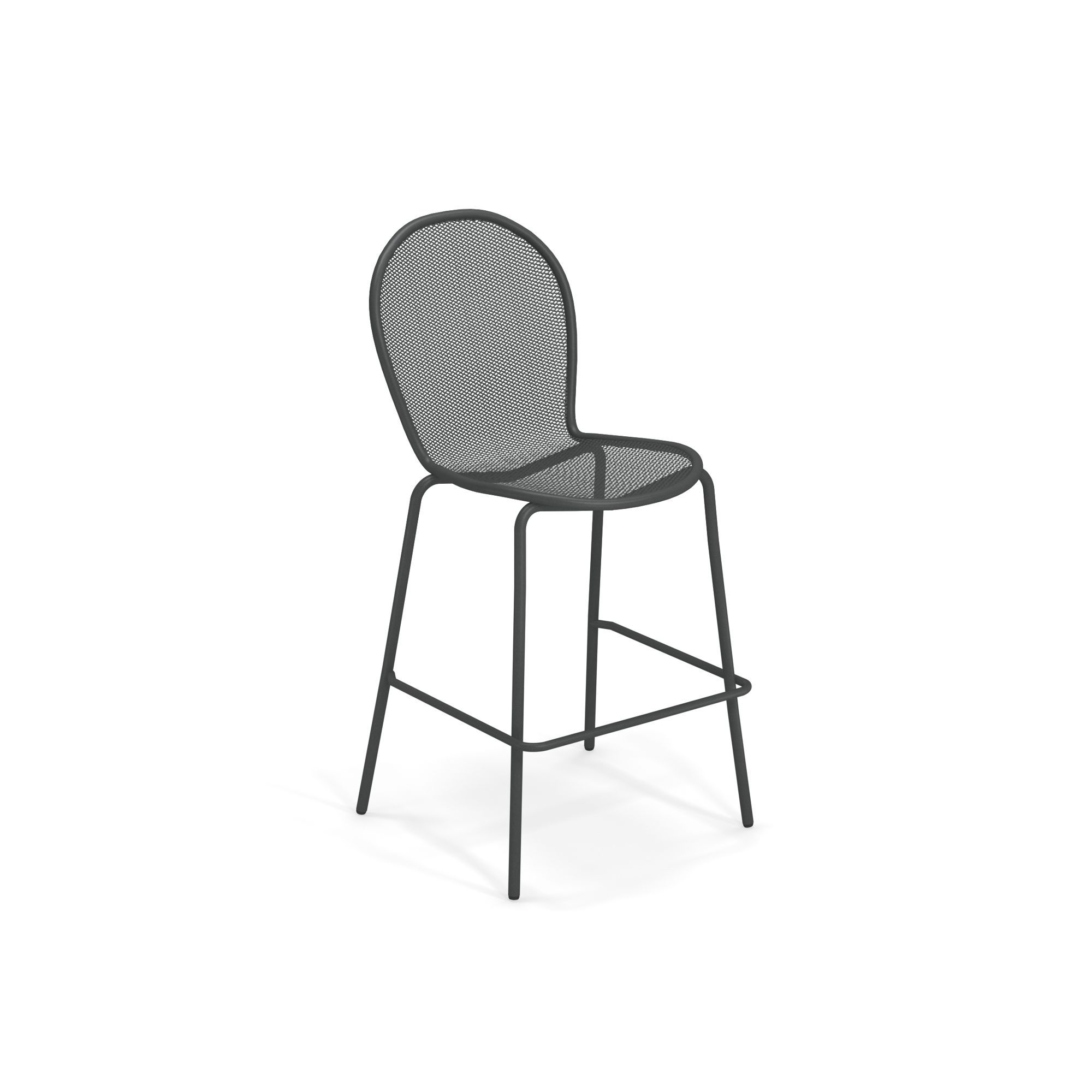 emuamericas, llc 128-22 bar stool, stacking, outdoor