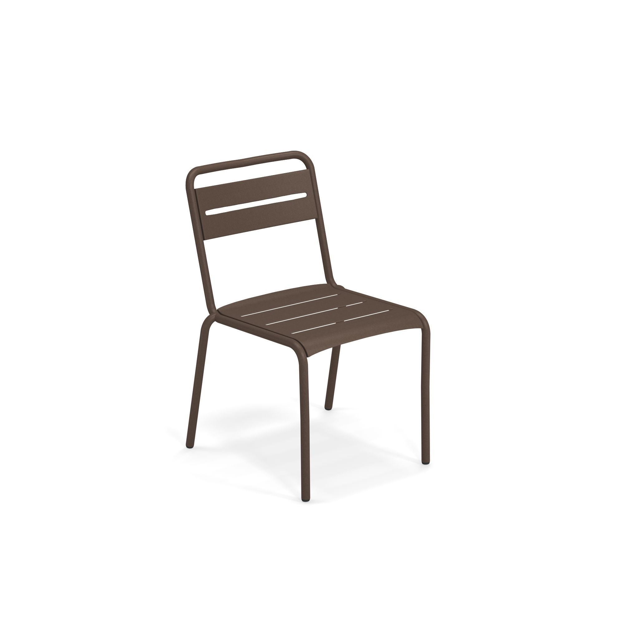 emuamericas, llc 161-41 chair, side, stacking, outdoor