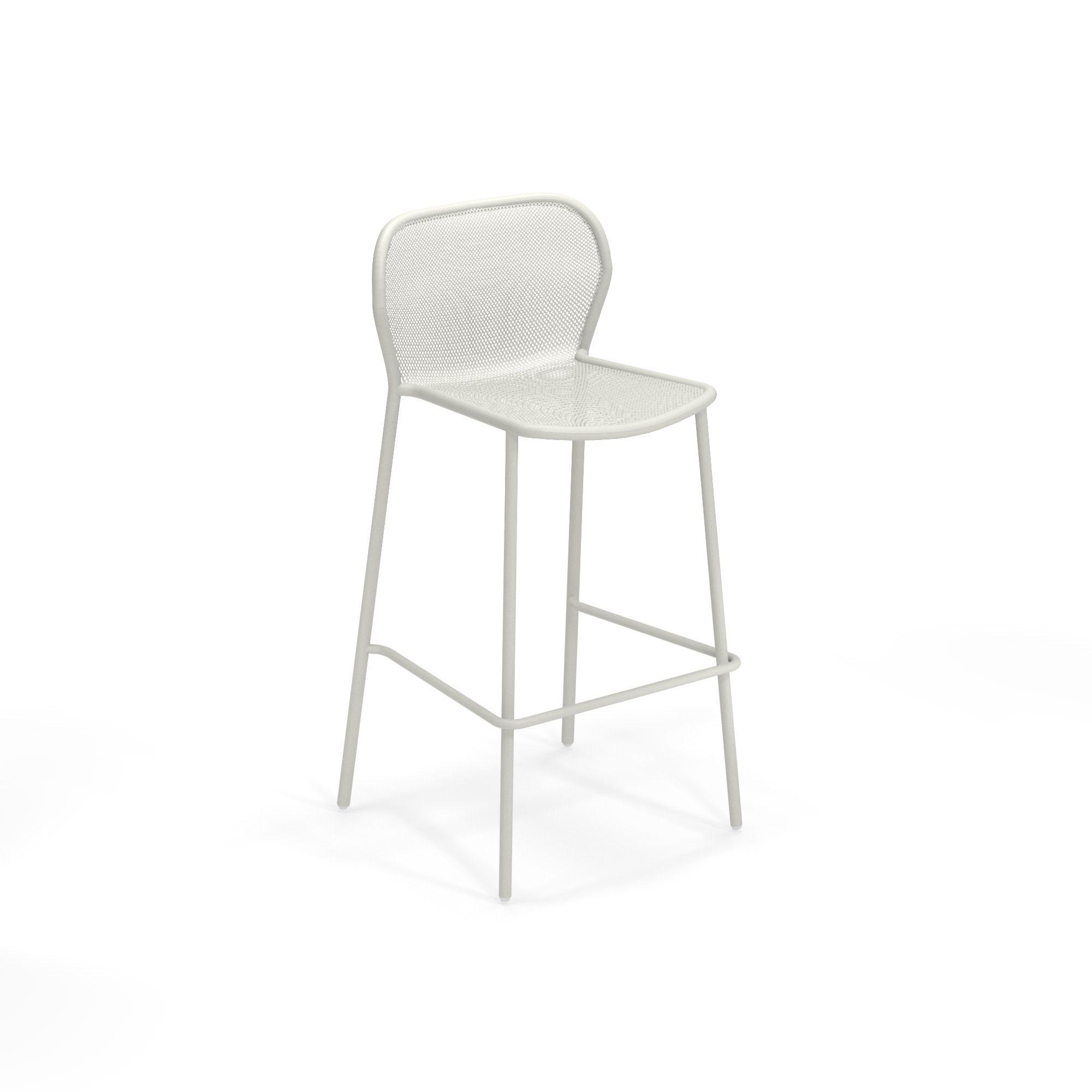emuamericas, llc 523-23 bar stool, stacking, outdoor