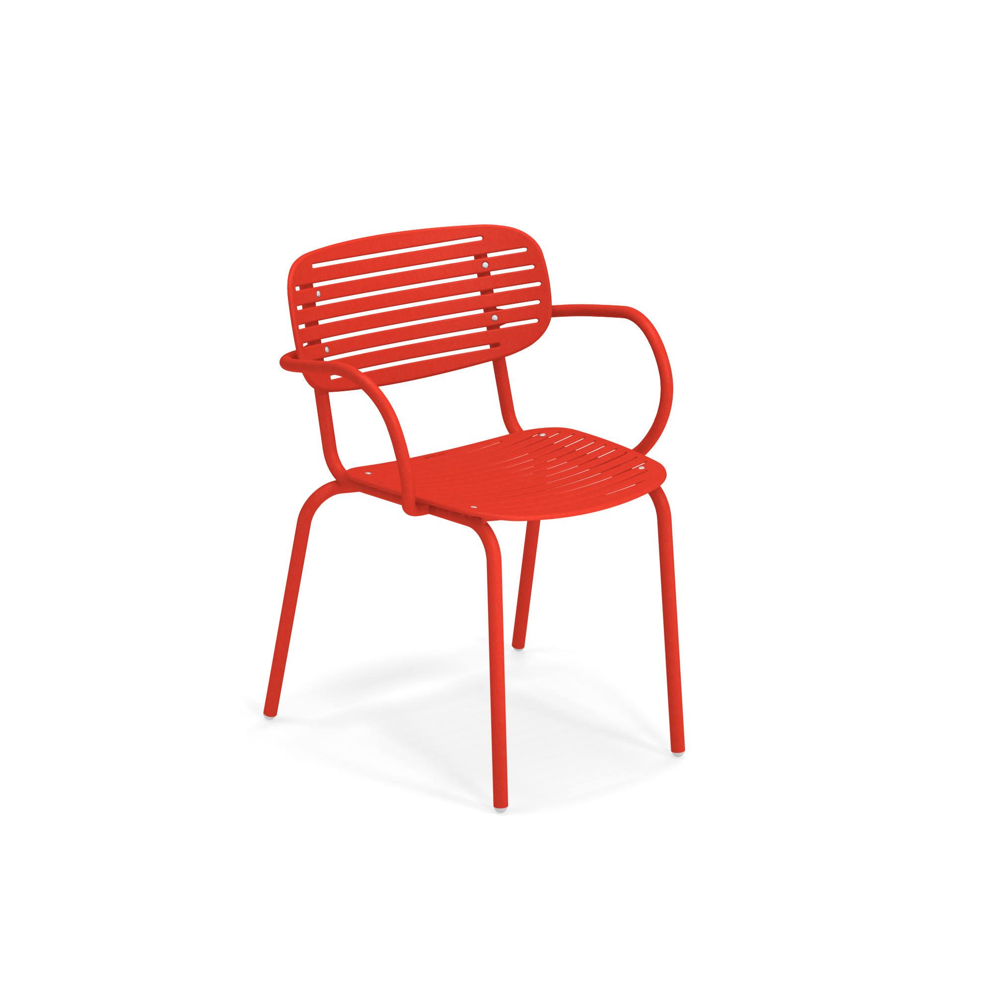 emuamericas, llc 640-50 chair, armchair, stacking, outdoor