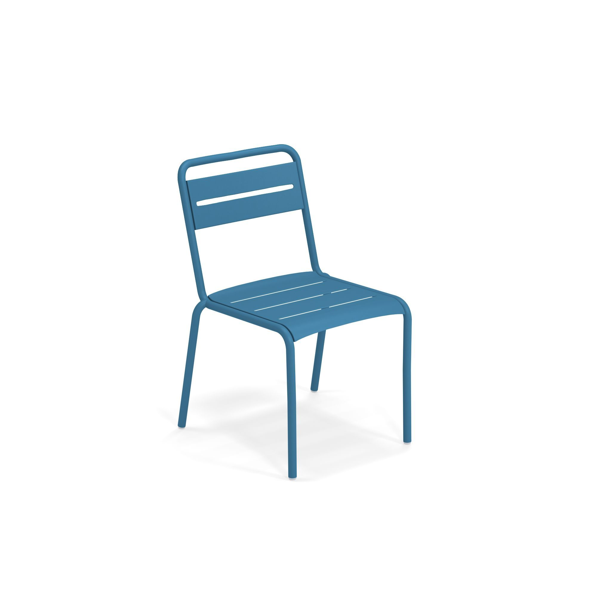 emuamericas, llc 161-61 chair, side, stacking, outdoor