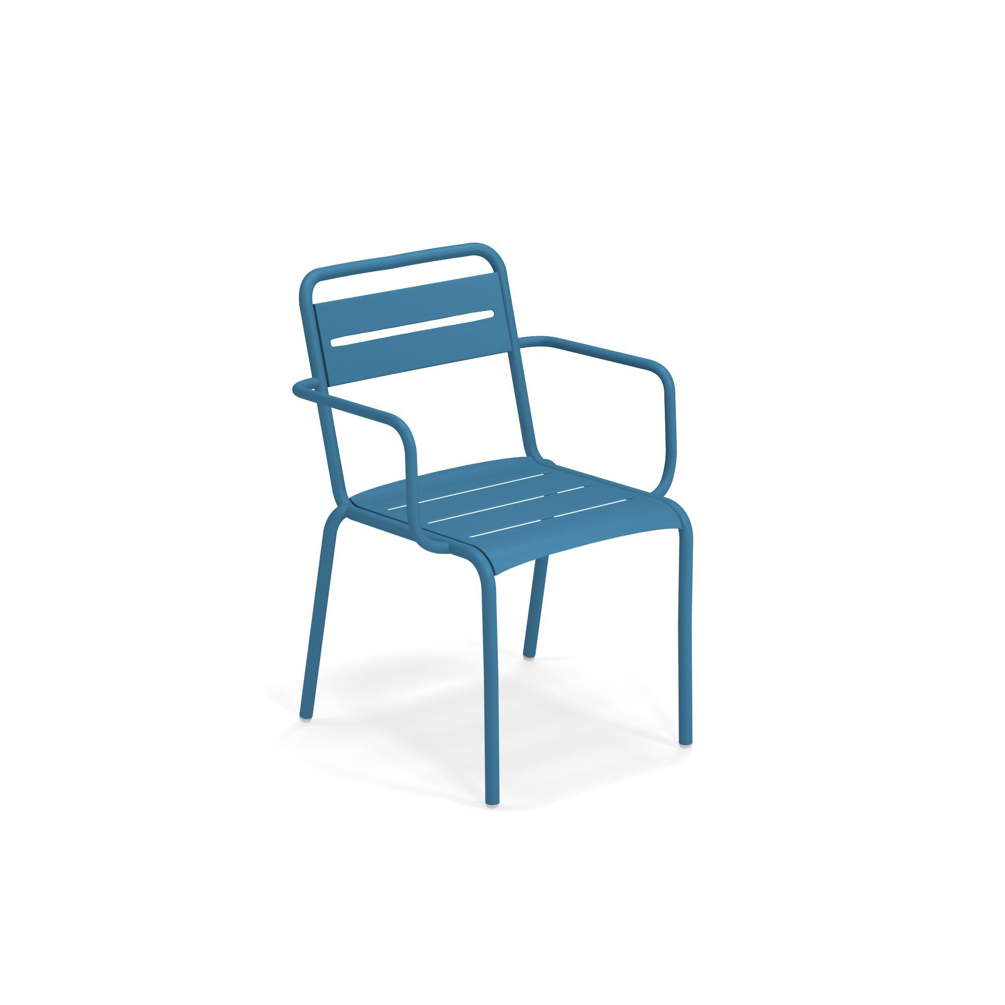 emuamericas, llc 162-61 chair, armchair, stacking, outdoor