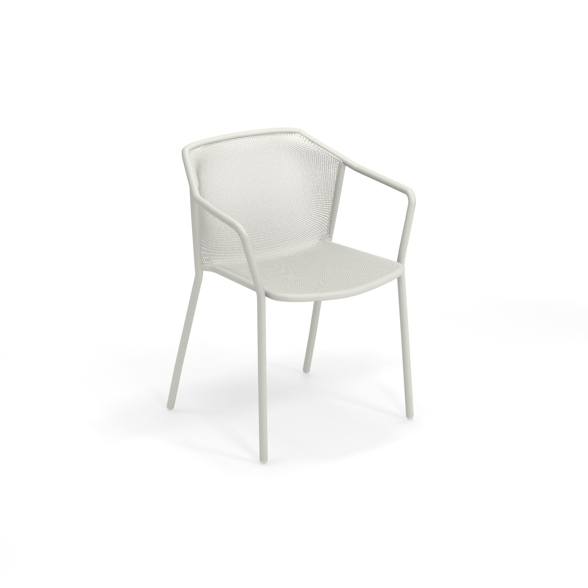 emuamericas, llc 522-23 chair, armchair, stacking, outdoor