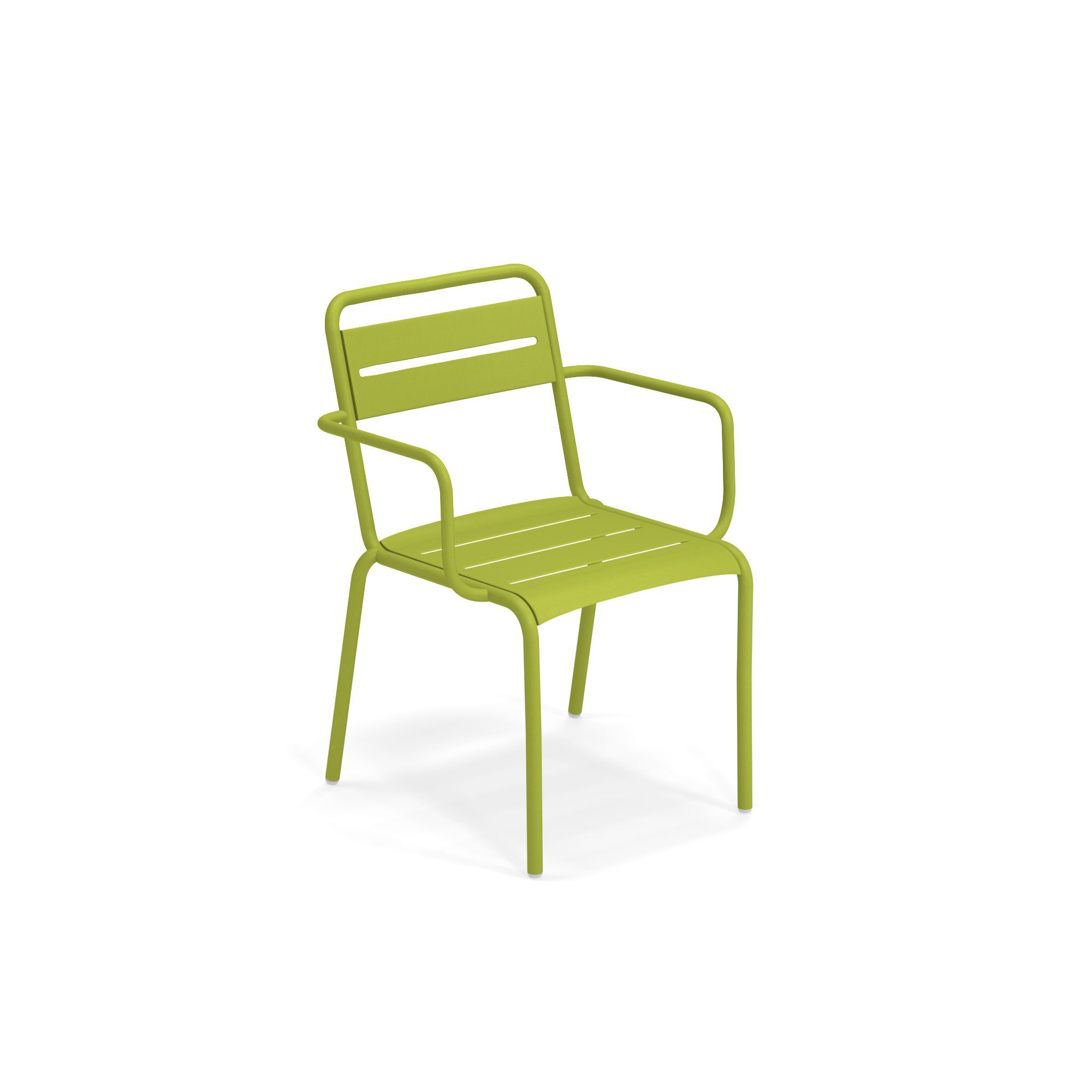emuamericas, llc 162-60 chair, armchair, stacking, outdoor