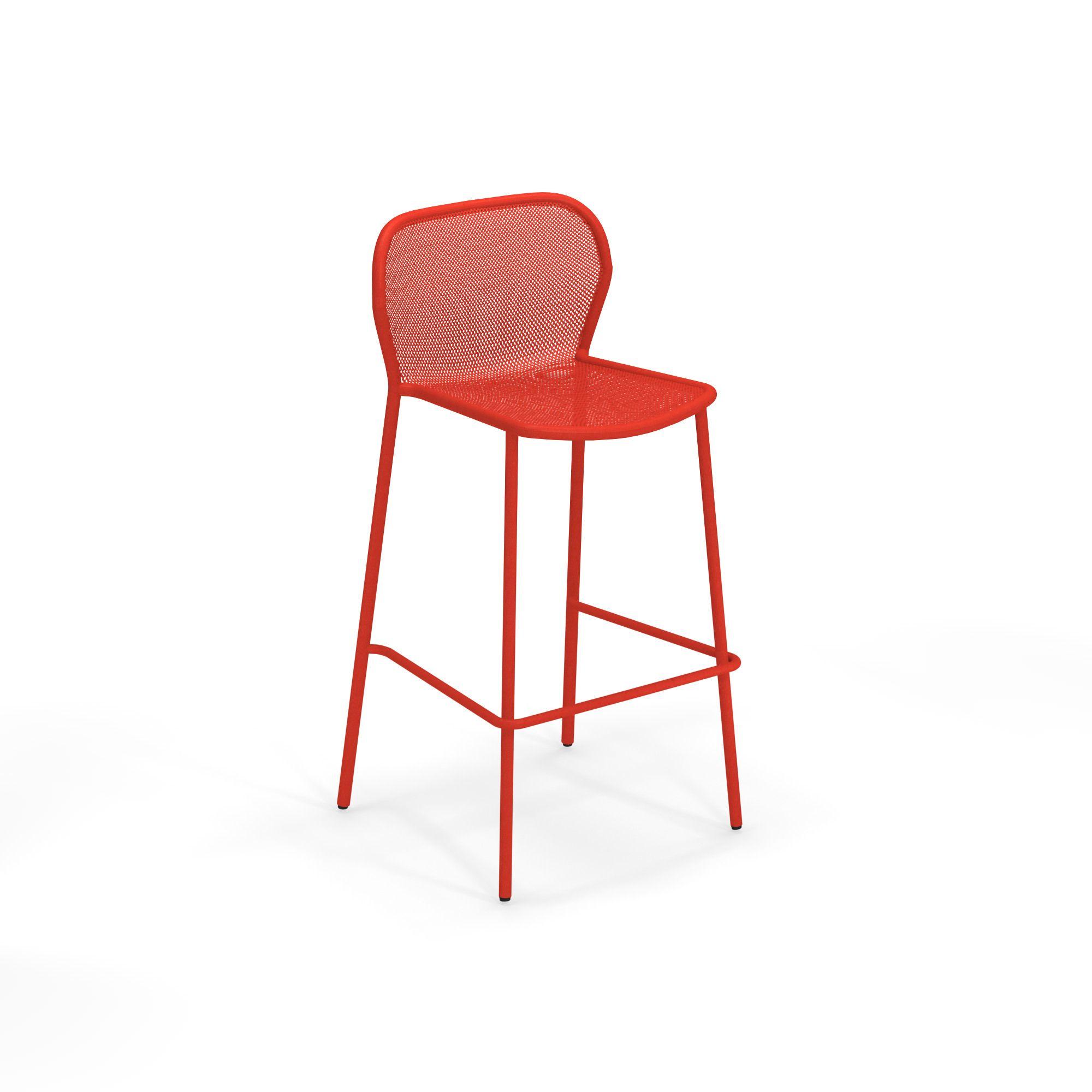 emuamericas, llc 523-50 bar stool, stacking, outdoor