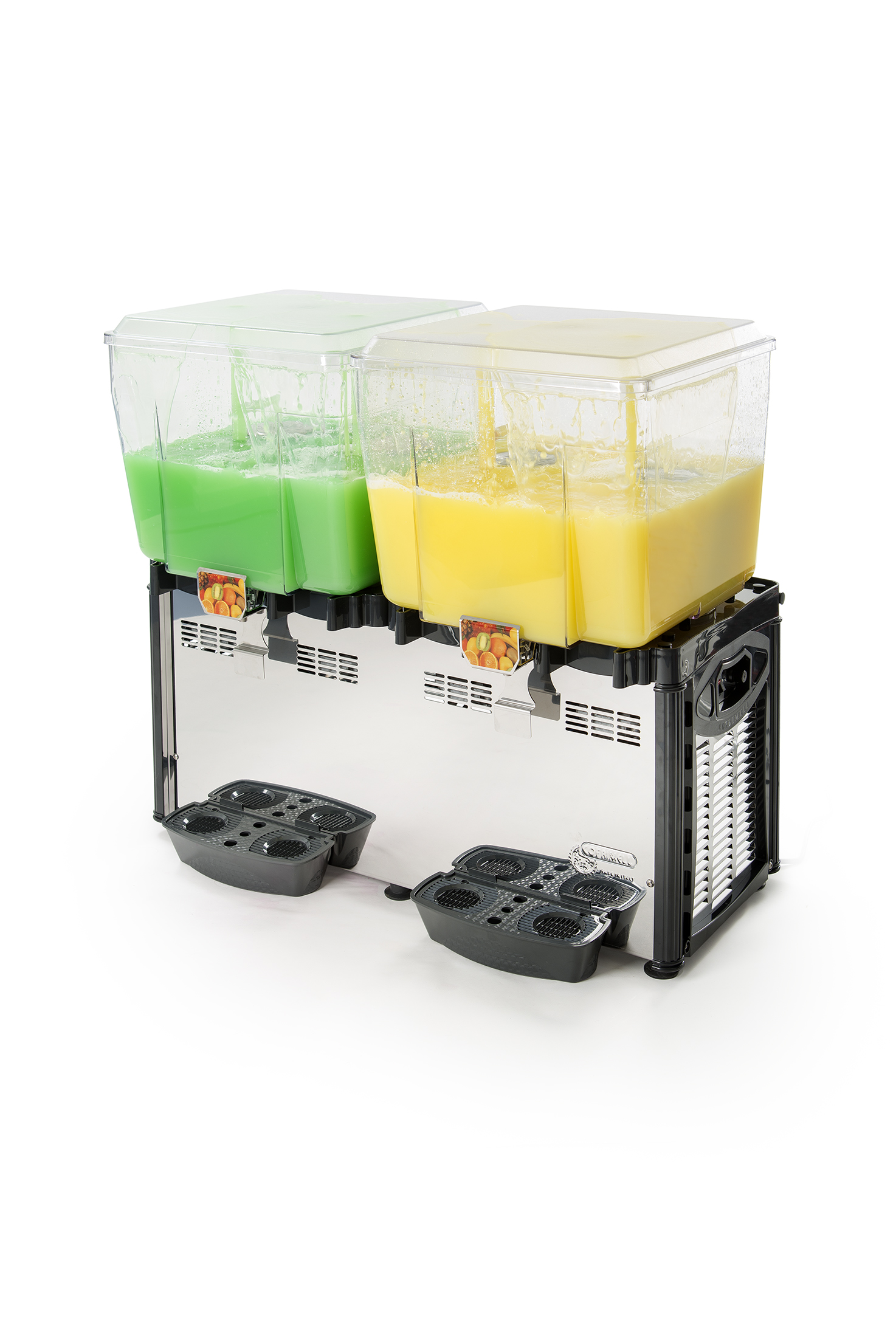 Eurodib USA BOWL juice & slush machines - accessories