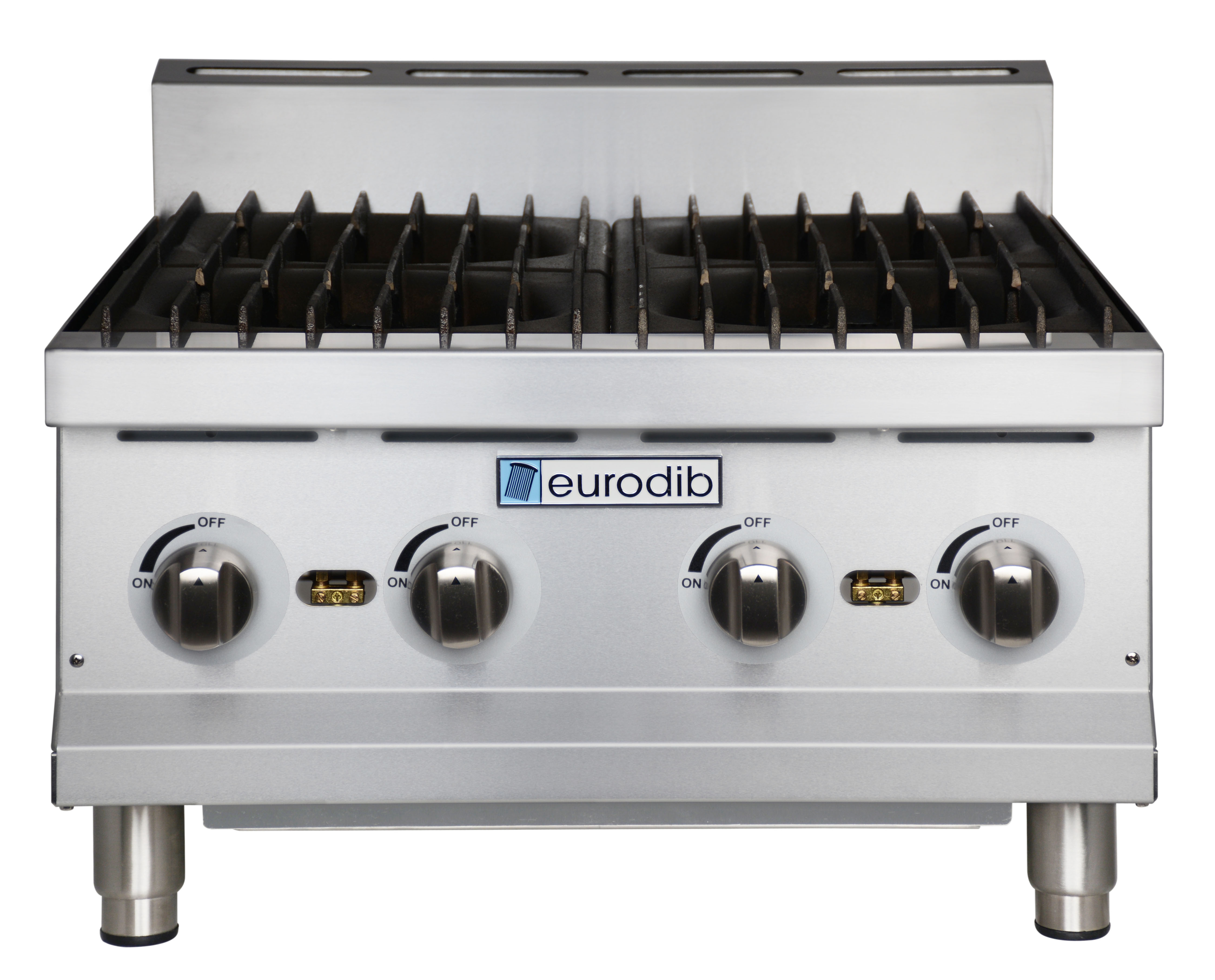 Eurodib USA T-HP636 gas hot plate
