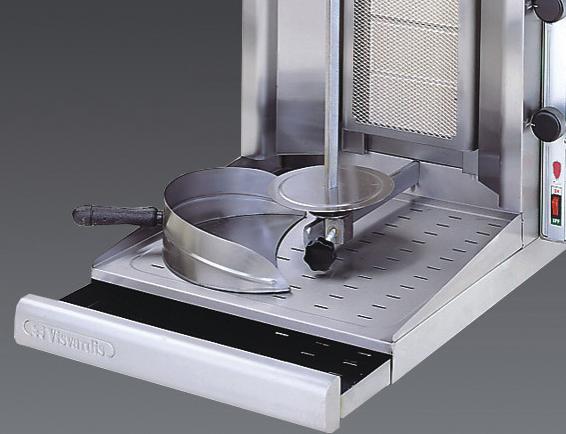 Eurodib USA 20000017 gyro machines & vertical broilers - accessories