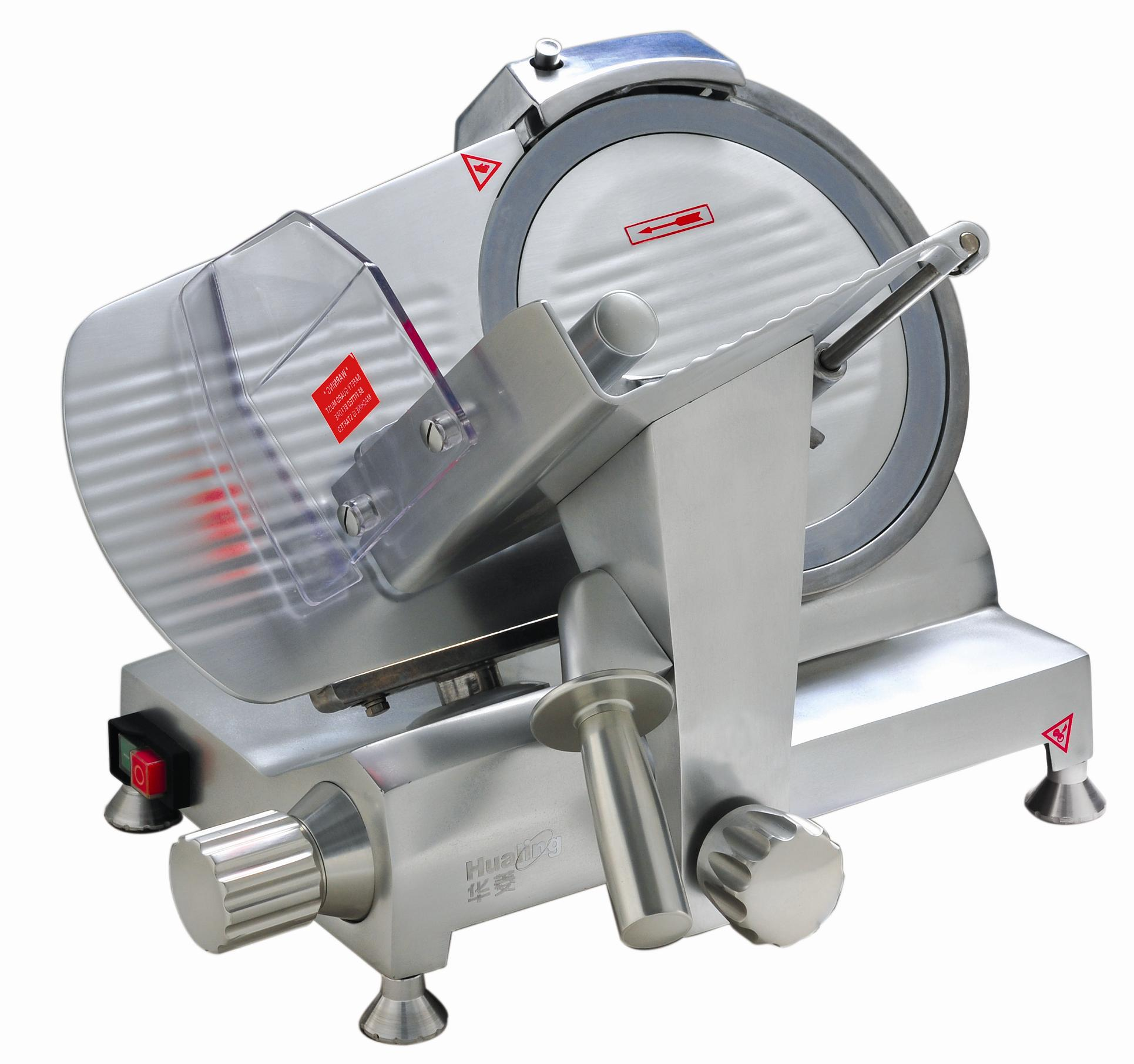 Eurodib USA HBS-250L meat slicers