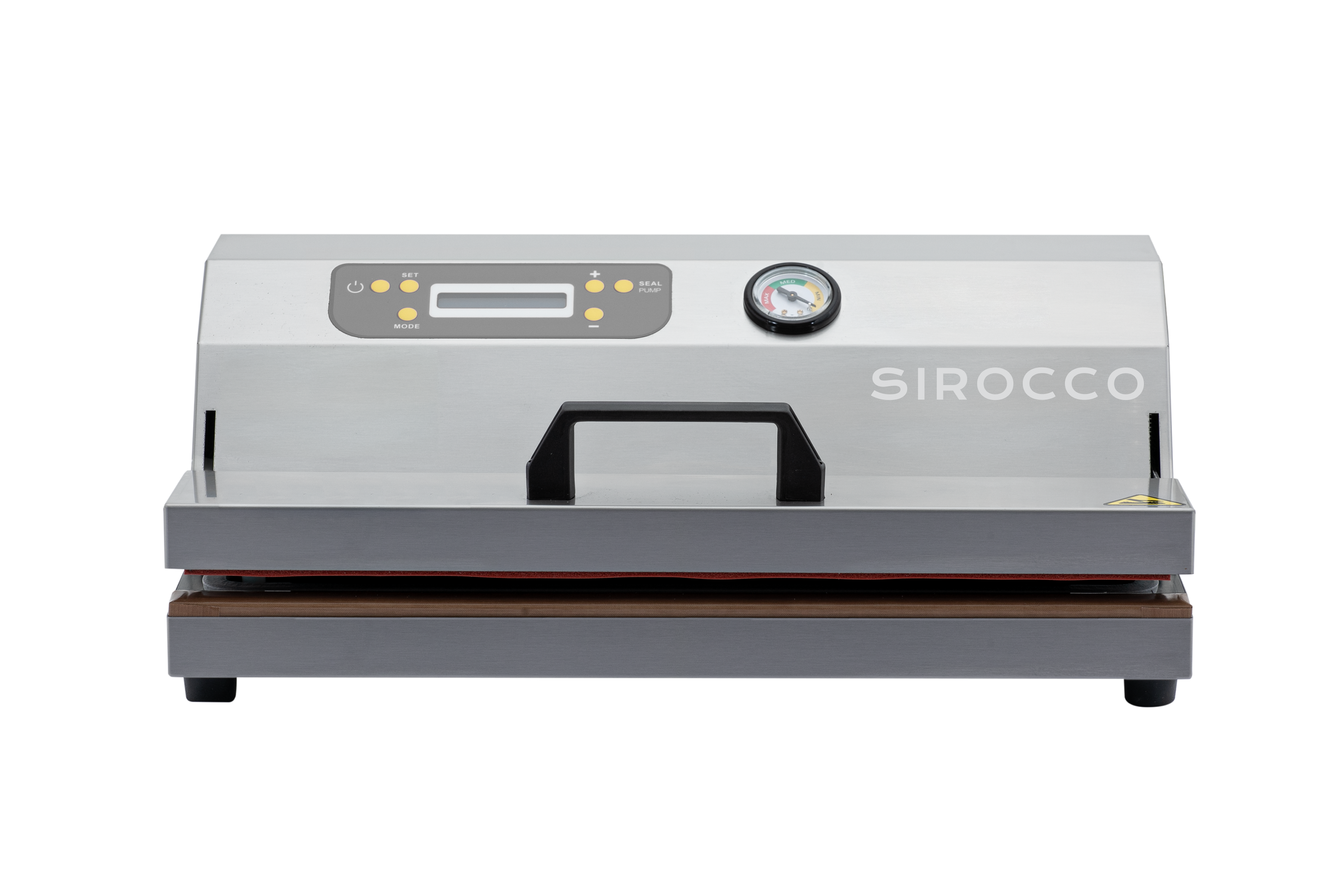 Eurodib USA Sirocco external vacuum packaging machines
