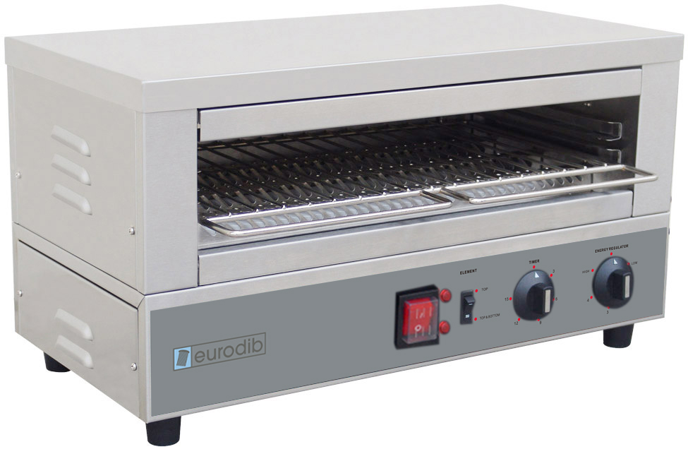 Eurodib USA TR02510 toaster grill