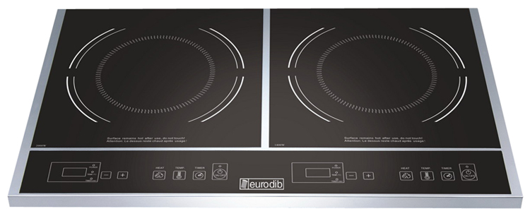 Eurodib USA S2F1 induction cookers