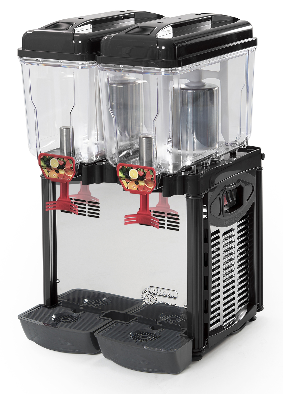 Eurodib USA CD2J juice & slush machine