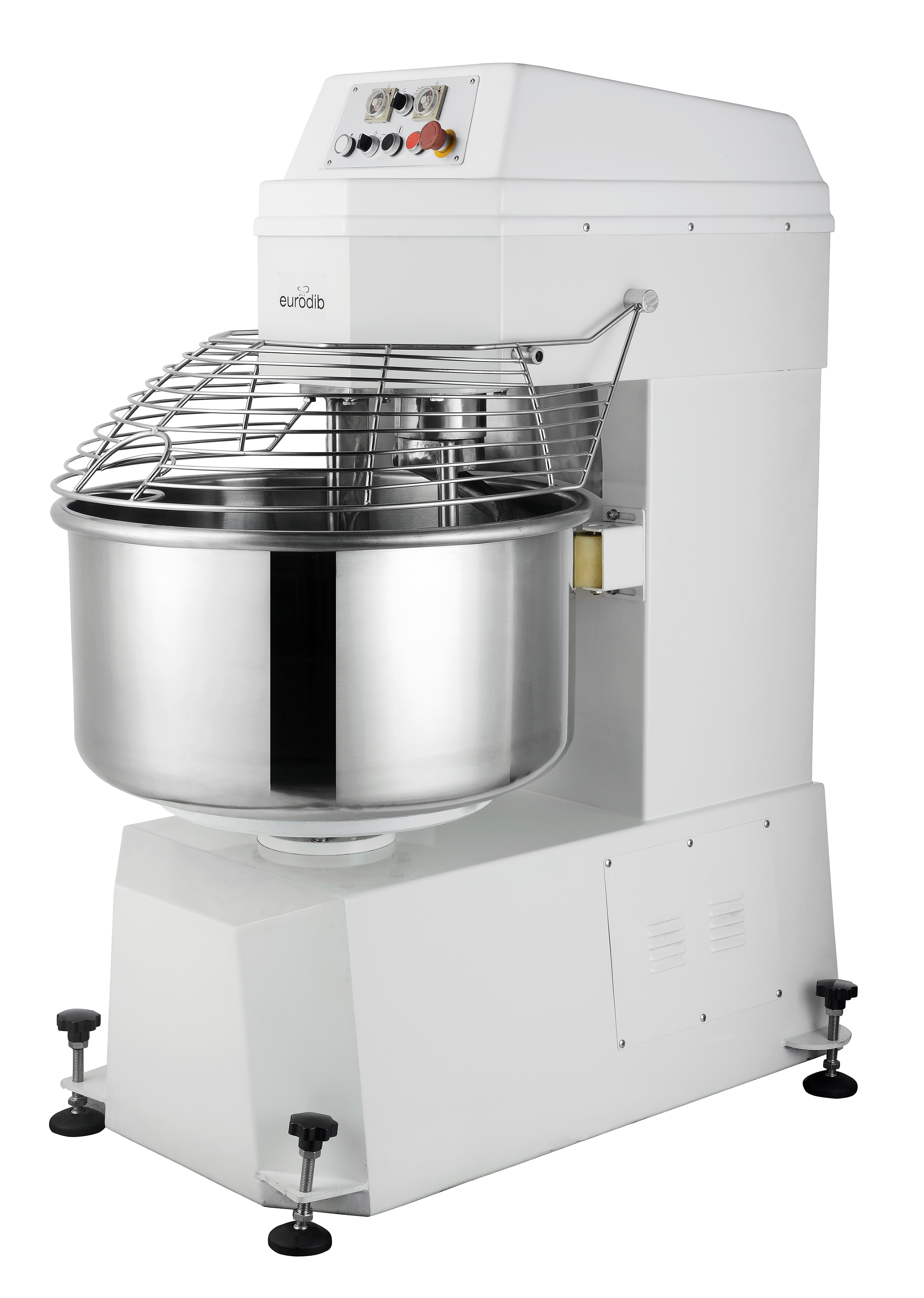 Eurodib USA LR GM75B ETL planetary & spiral mixers