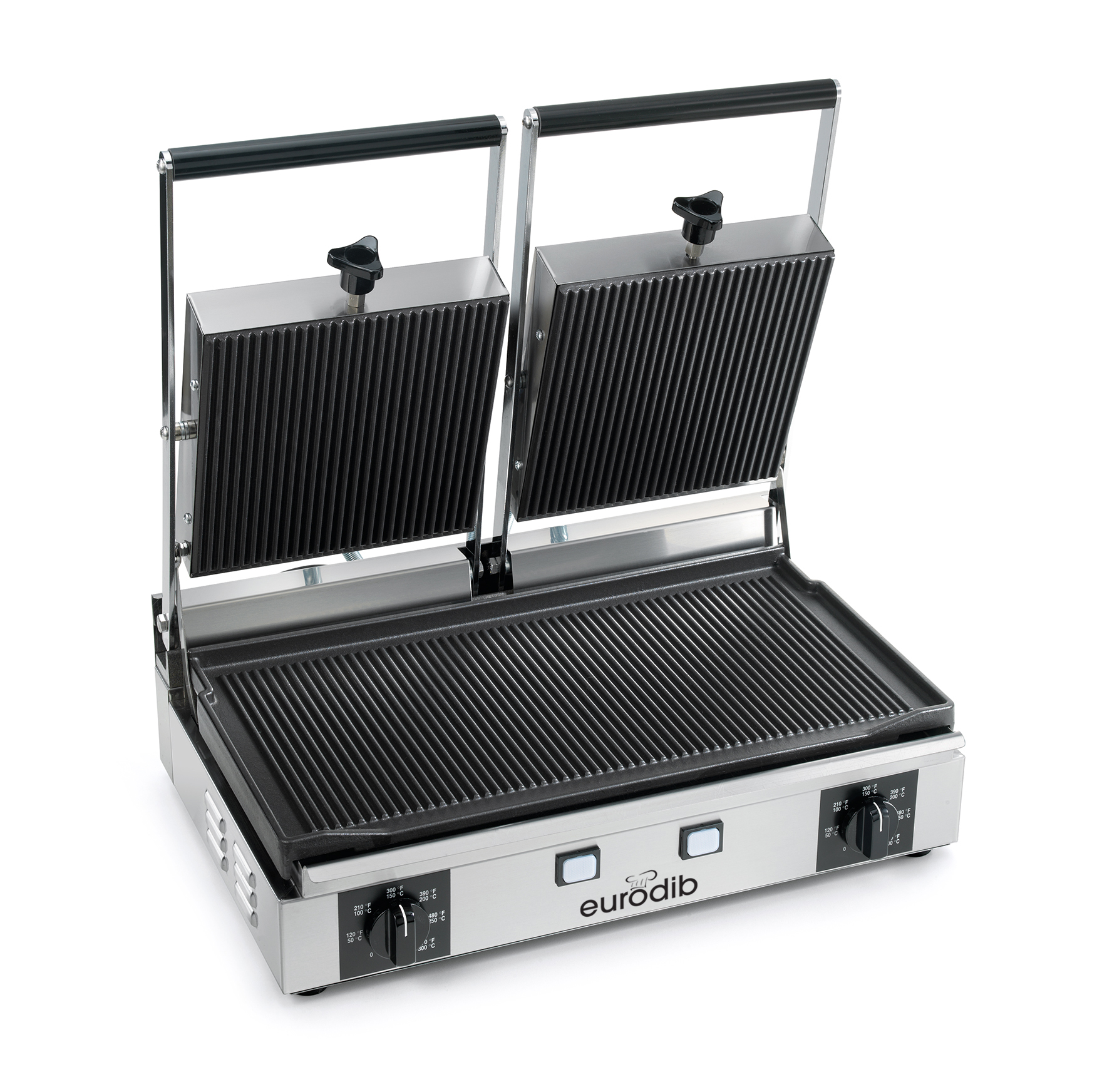 Eurodib USA PD-RR-PS panini grills - accessories