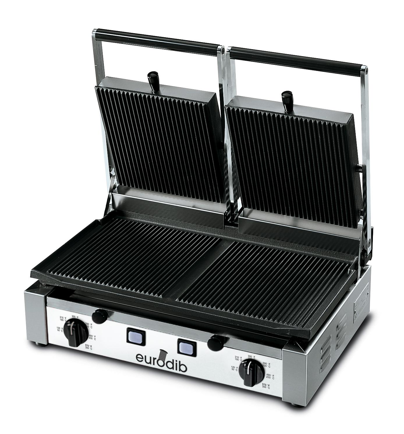 Eurodib USA PDL3000 panini grills