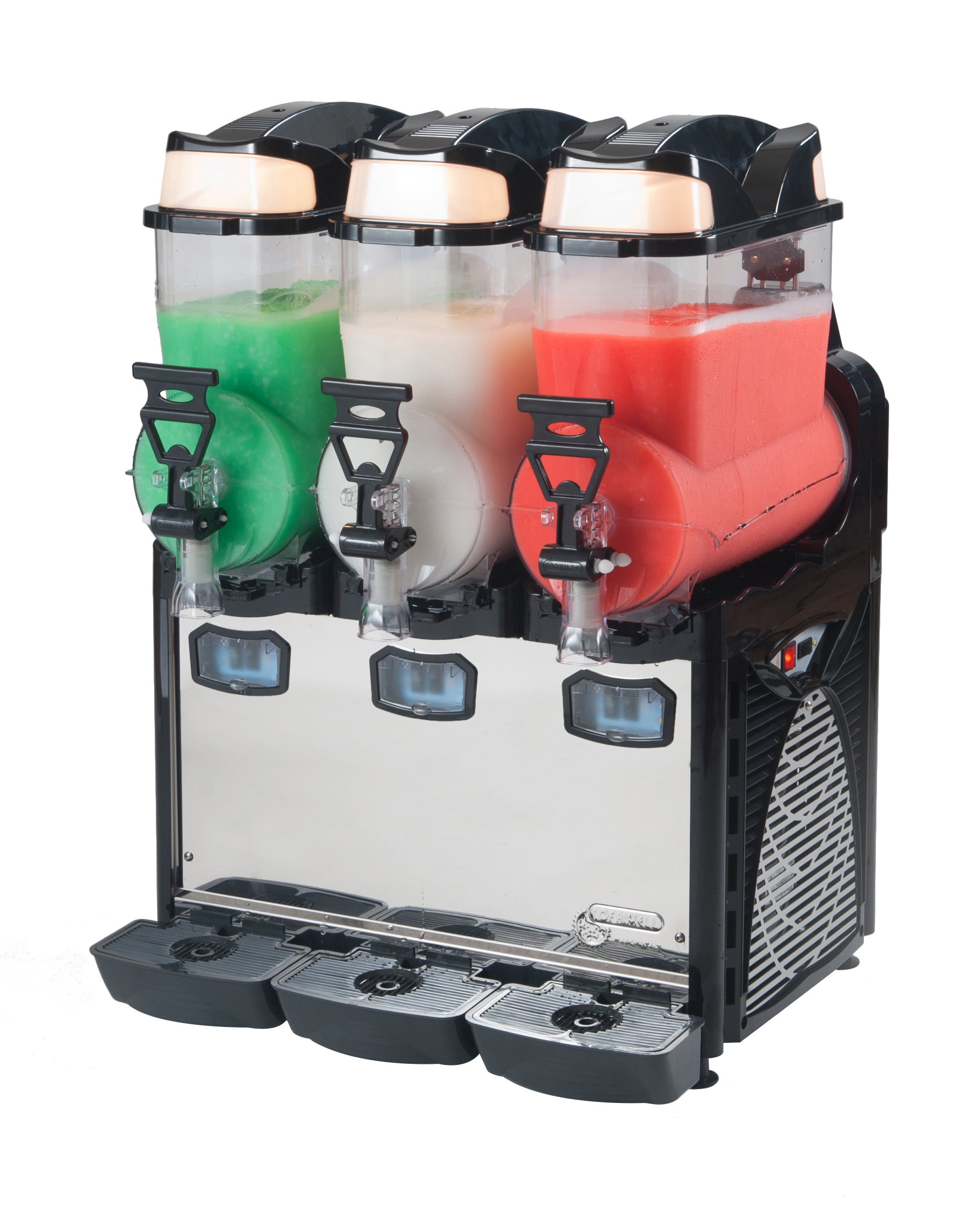 Eurodib USA OASIS3 juice & slush machines