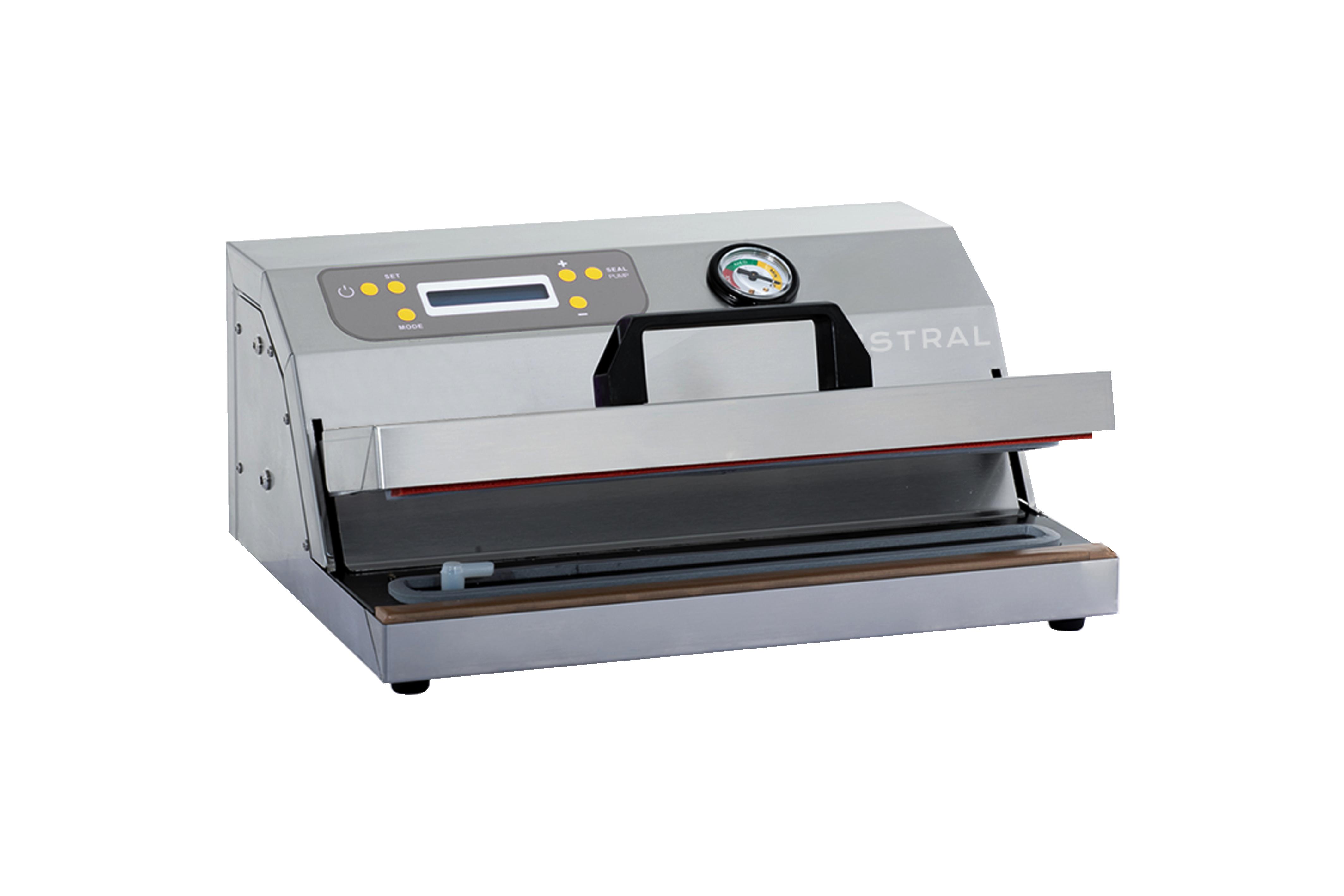 Eurodib USA Mistral external vacuum packaging machines