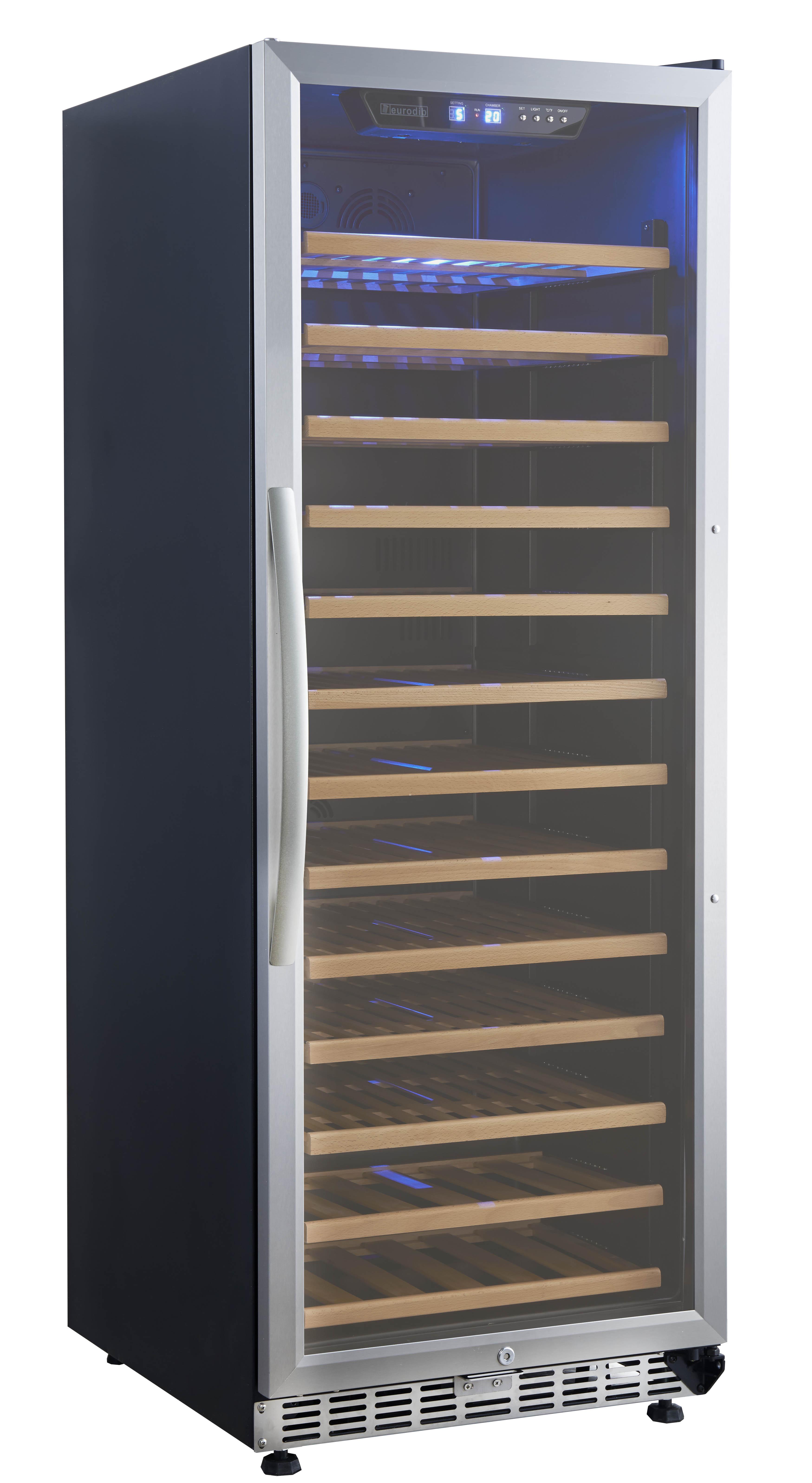 Eurodib USA USF128S wine coolers