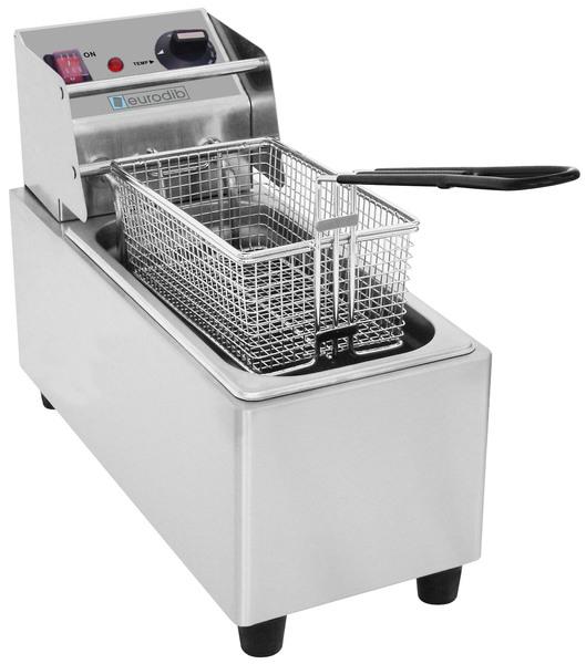 Eurodib USA SFE01860D single electric countertop fryer
