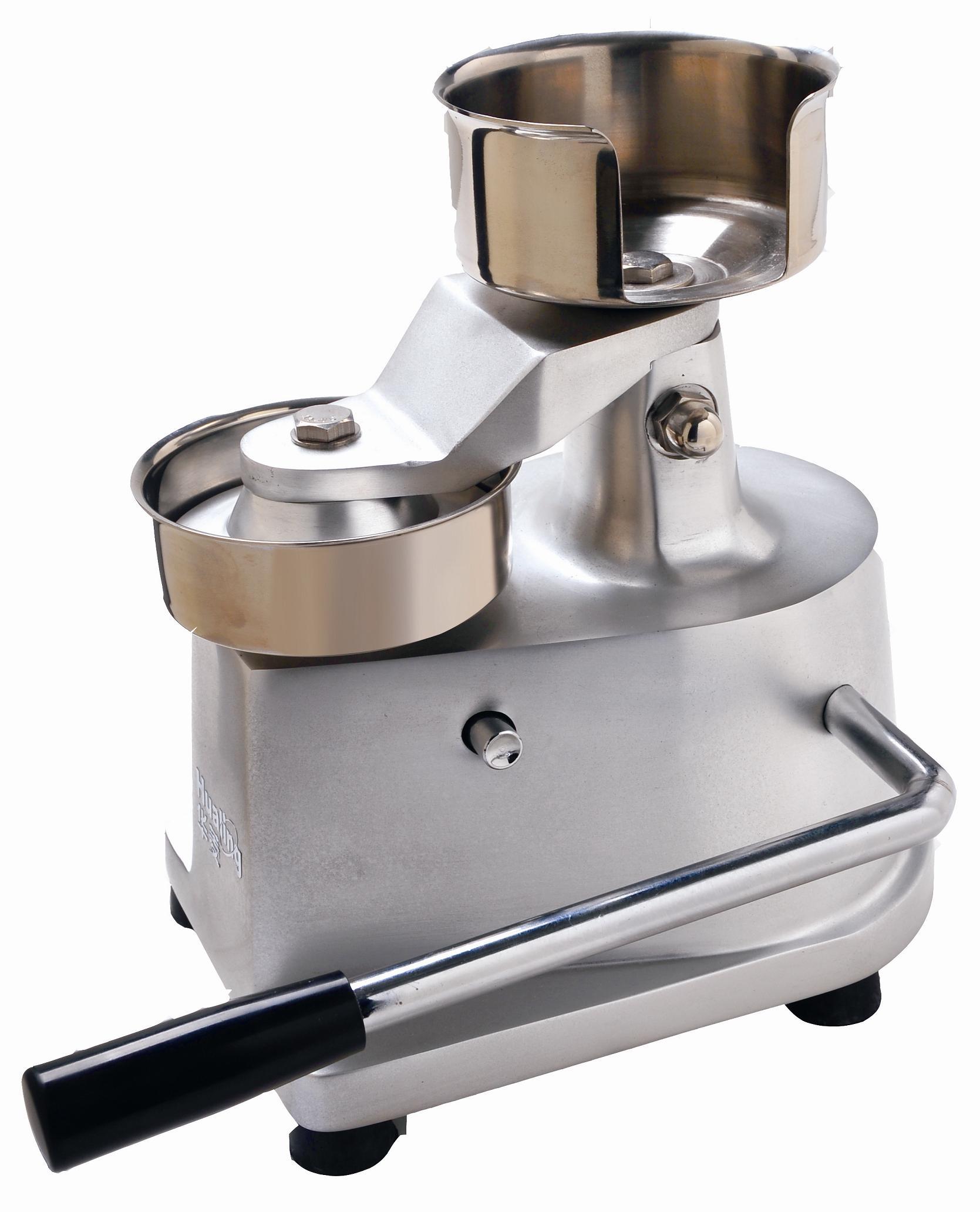 Eurodib USA HF100P hamburger press - accessories