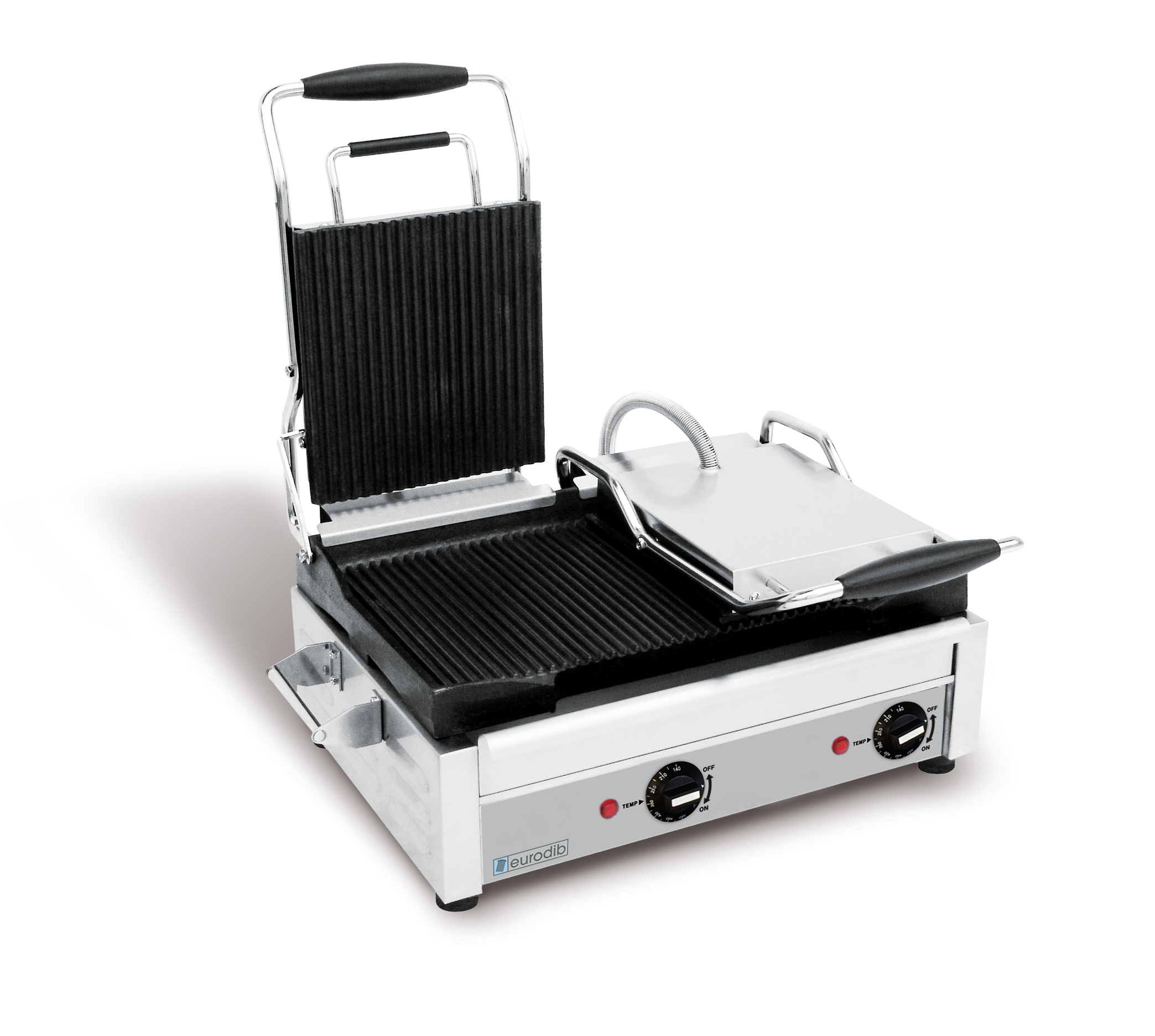 Eurodib USA SFE02360 commercial electric panini grill