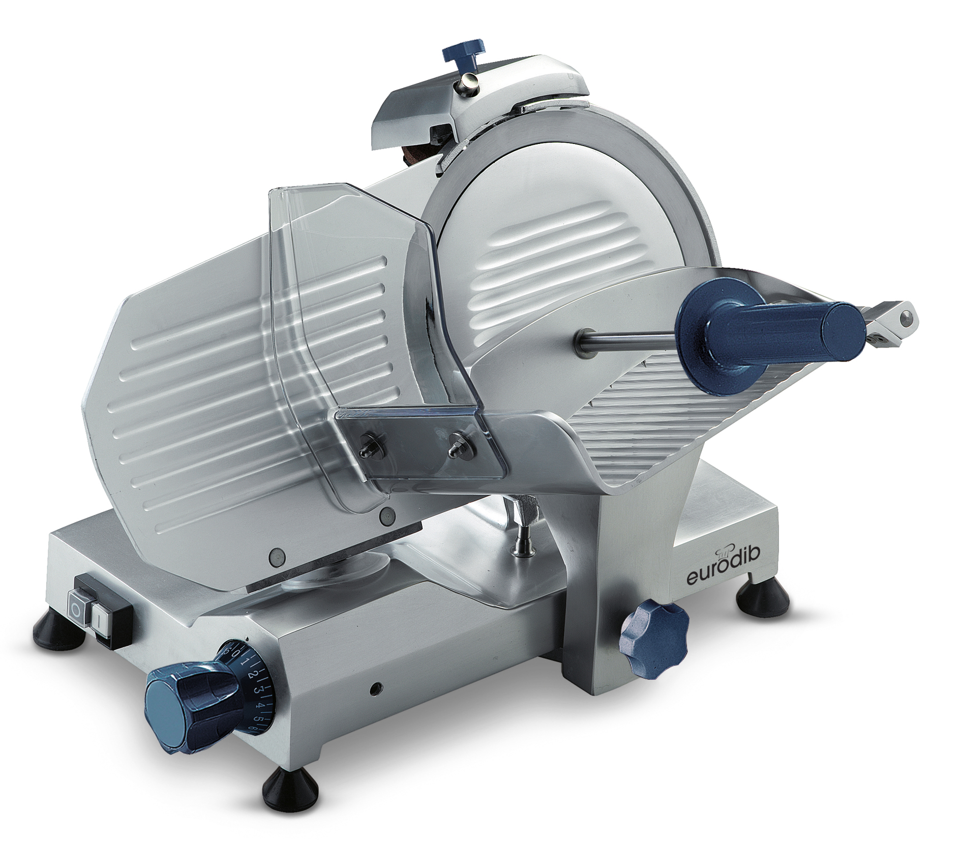 Eurodib USA MIRRA250P 110 meat slicers