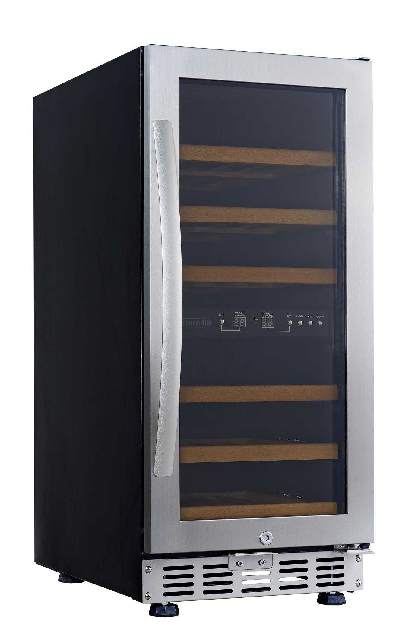 Eurodib USA USF33D wine coolers