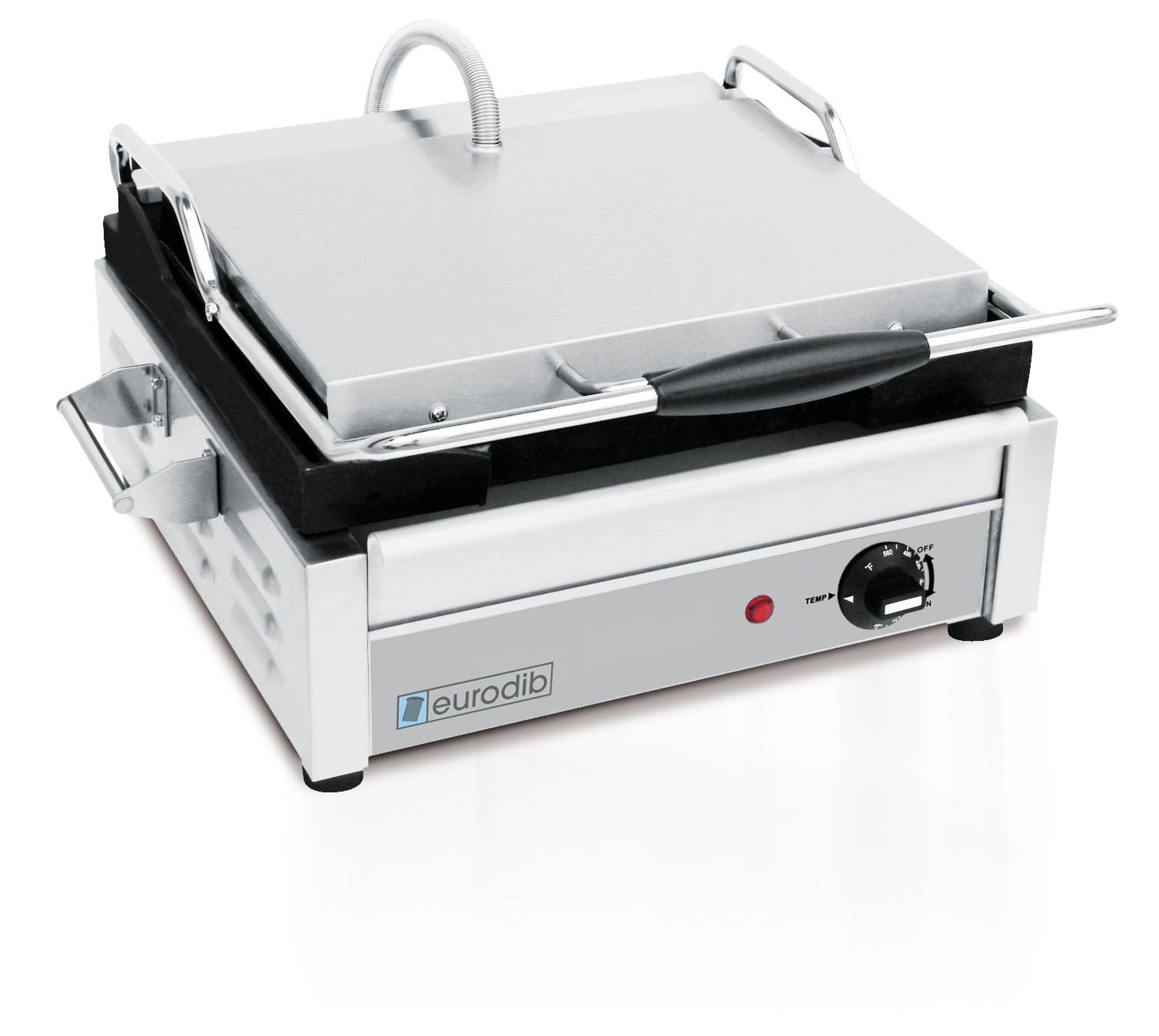 Eurodib USA SFE02345 commercial electric panini grill