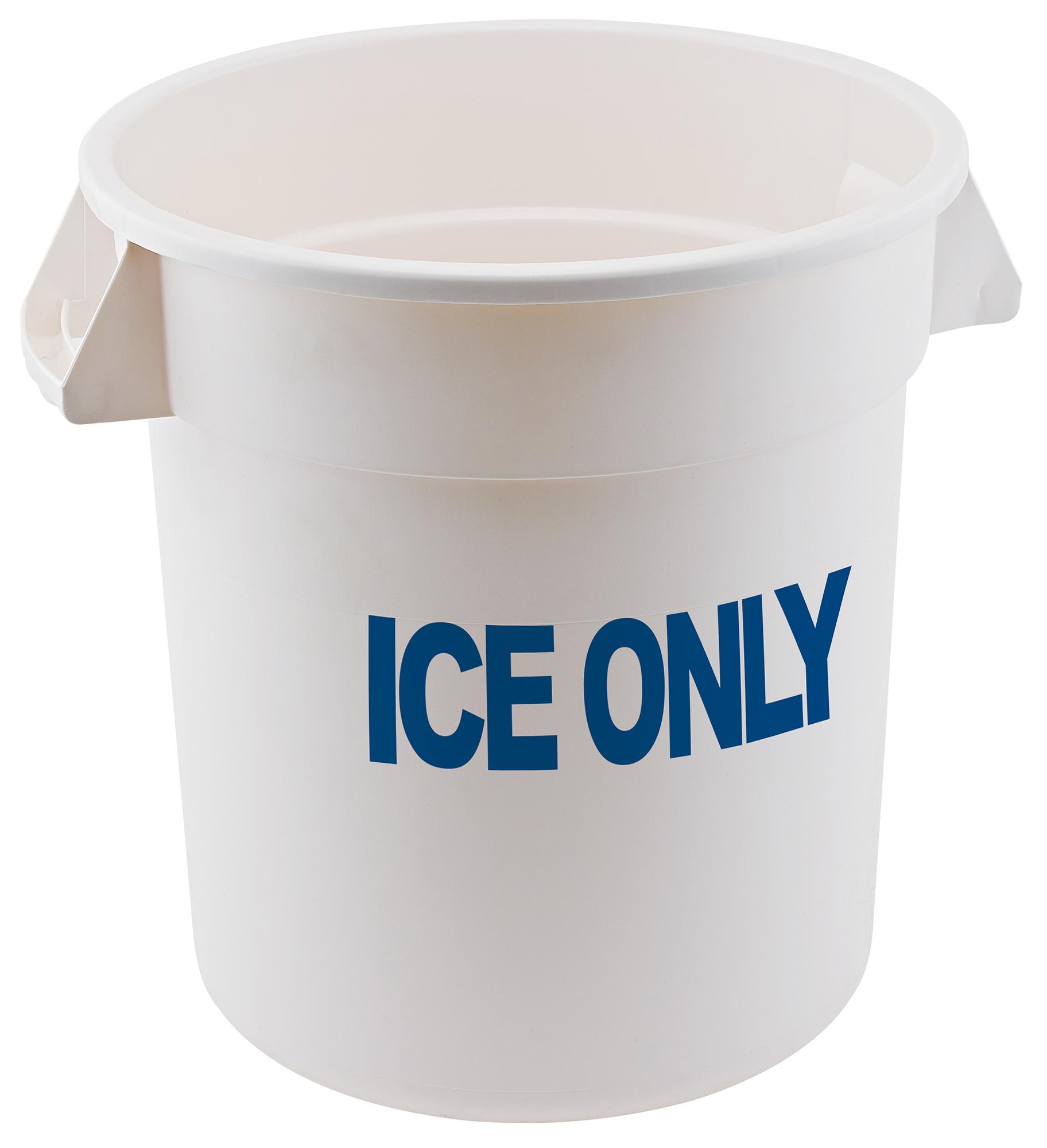 Winco FCW-20ICE ice handling bin