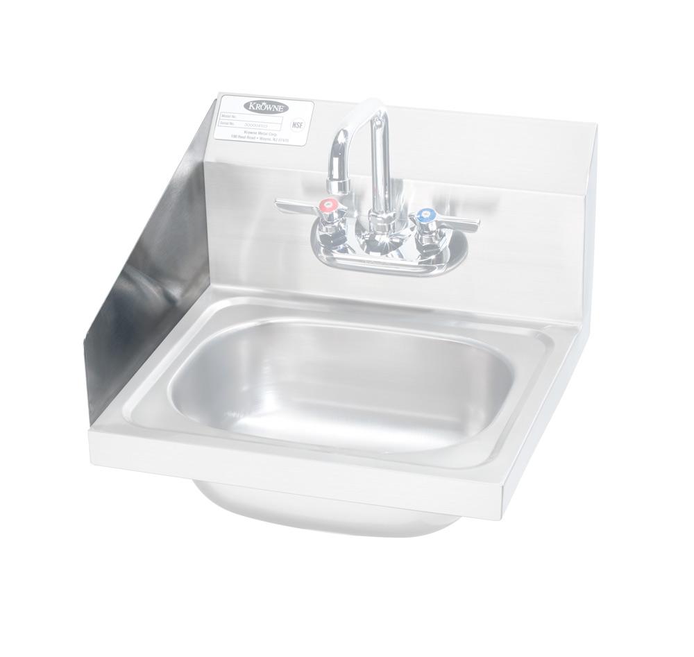 Krowne Metal FG-L2 plumbing