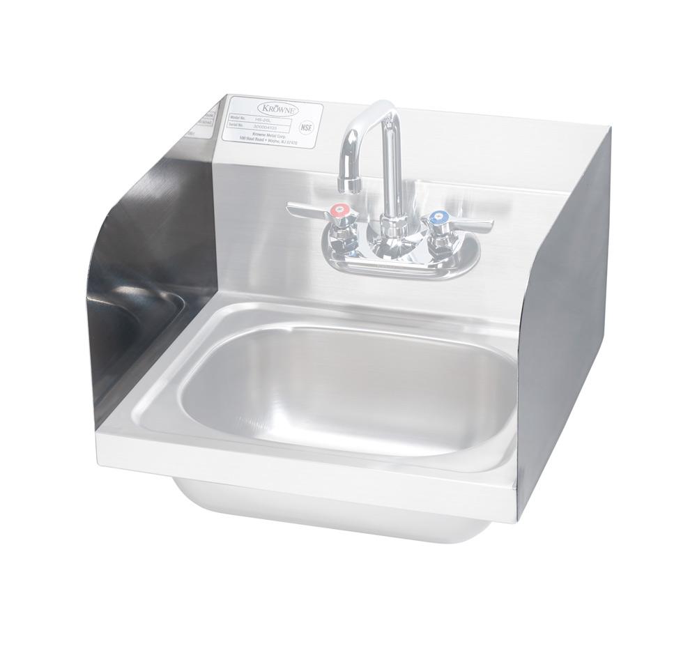 Krowne Metal FG-LR2 plumbing